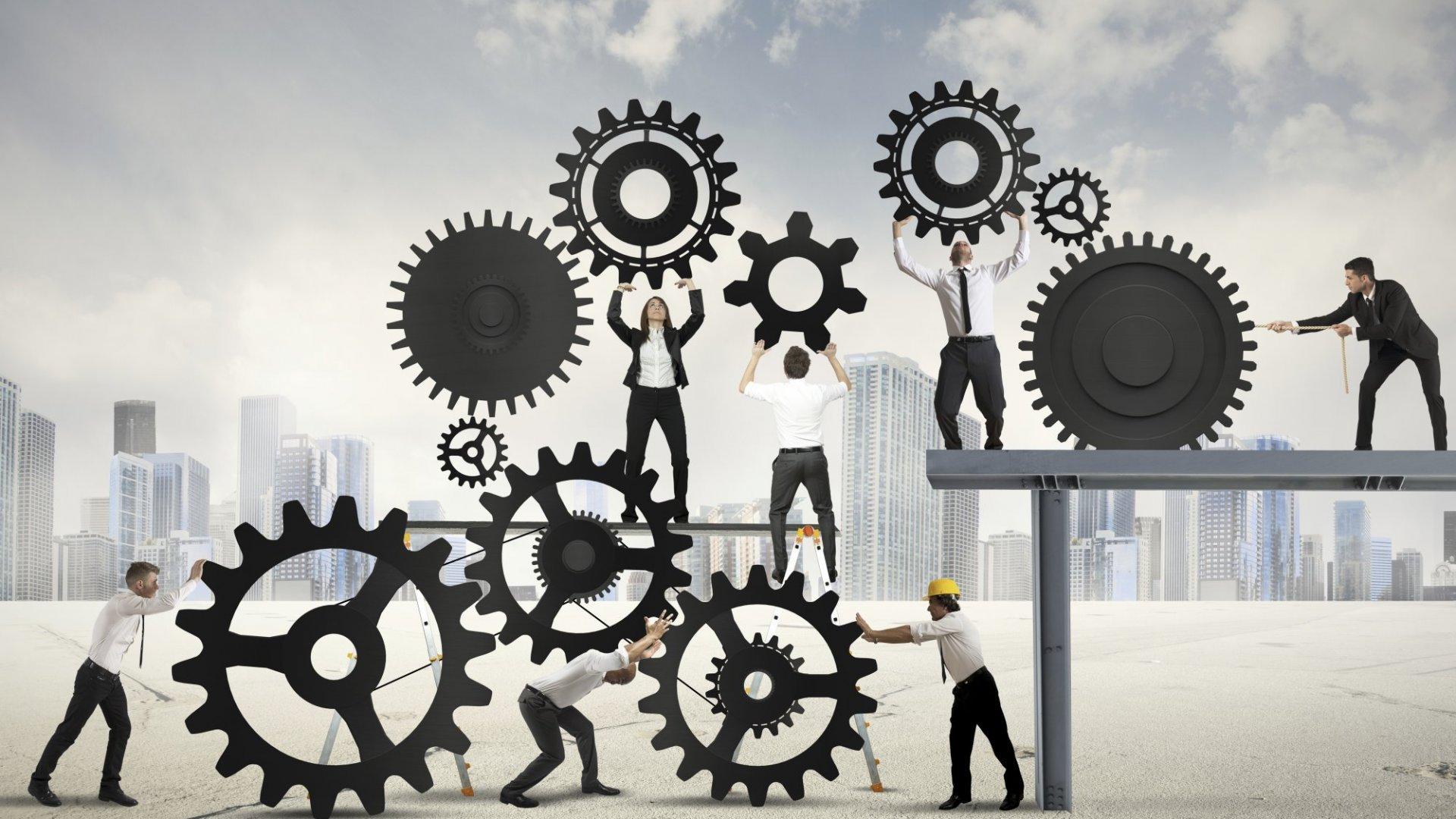 4 Simple Steps to Unifying Your Team