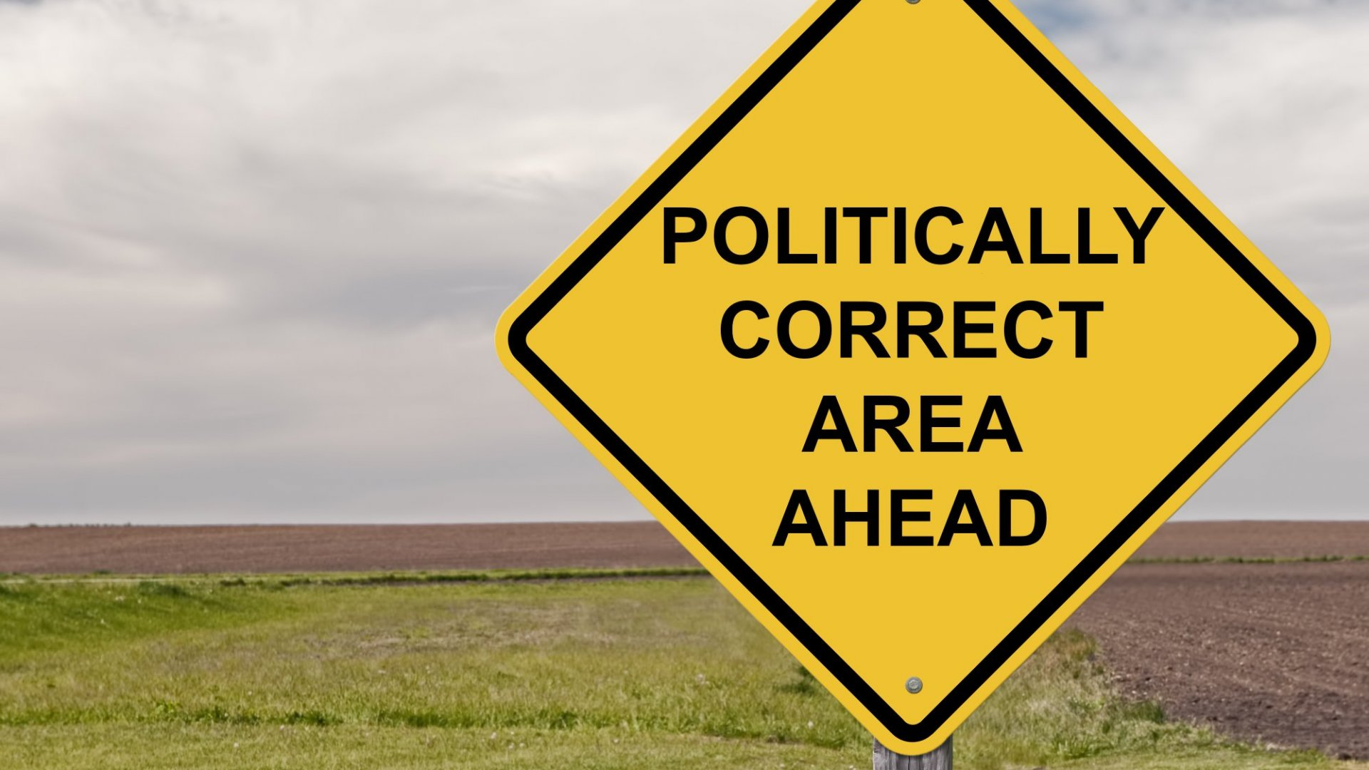 Why Your Ideas Are Suffering From Too Much Political Correctness