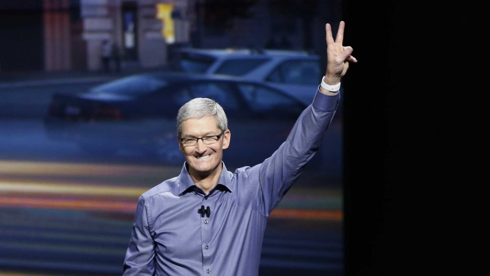 Will Apple be the driver of your next car?