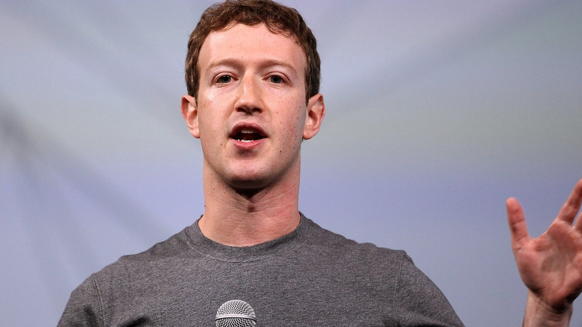 Mark Zuckerberg Just Laid Out a Sweeping Manifesto for the Future of Facebook