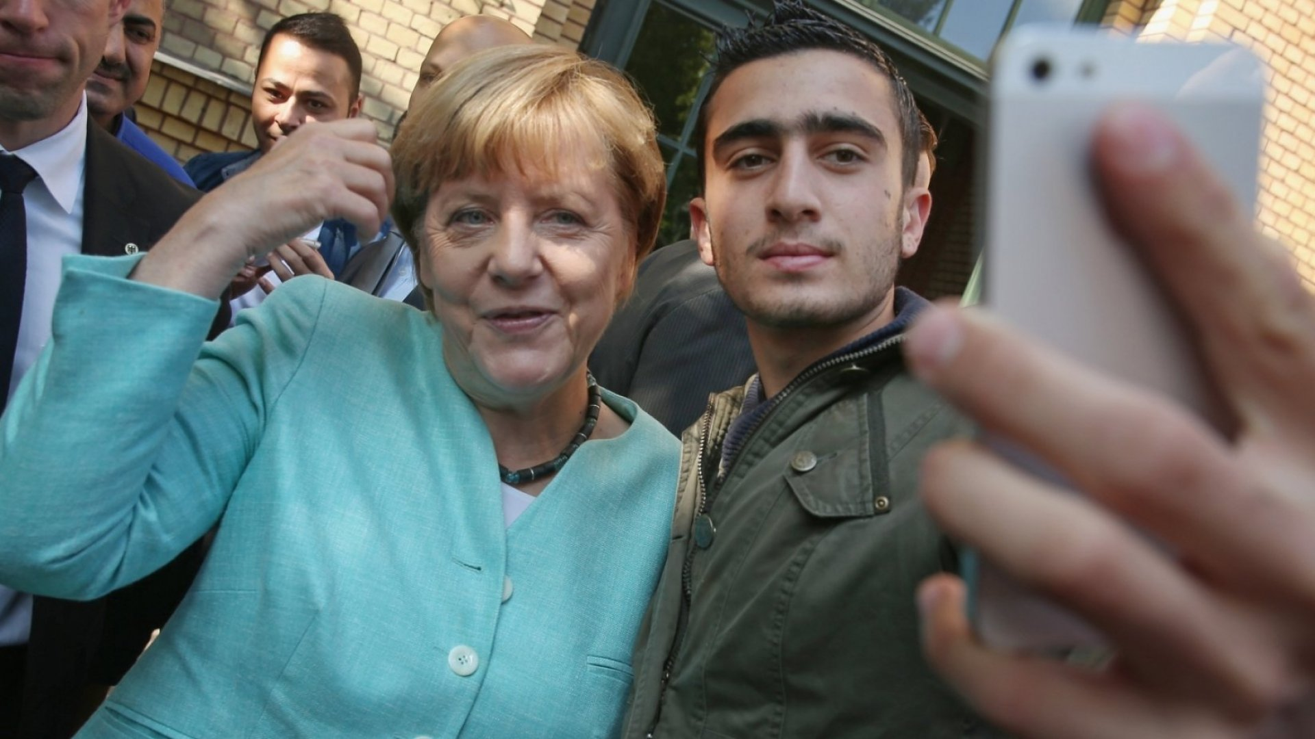 The Leadership Qualities That Made Angela Merkel 'Time' Magazine's Person of the Year