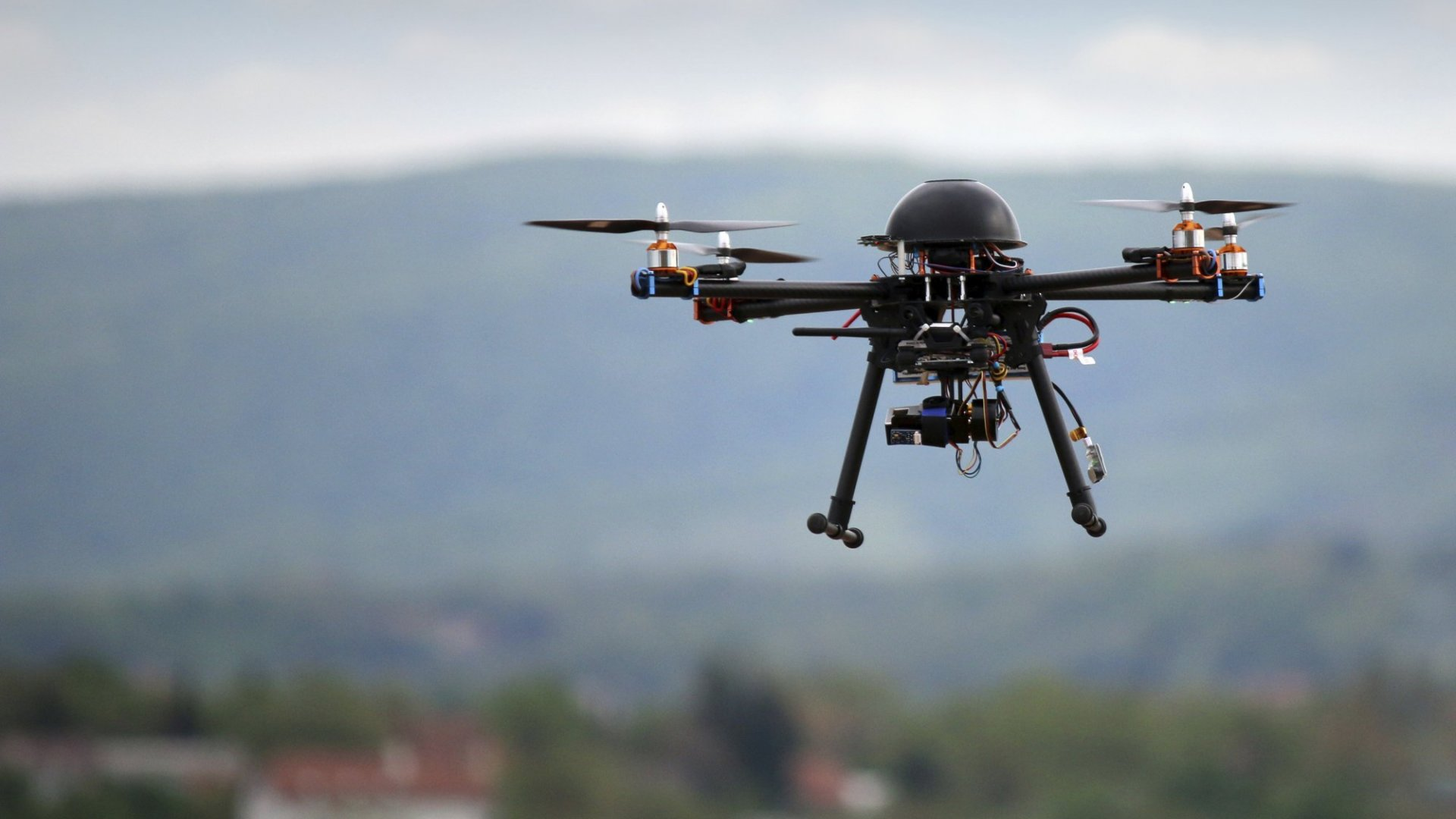 Startup Founders React to California's Proposed Drone Law