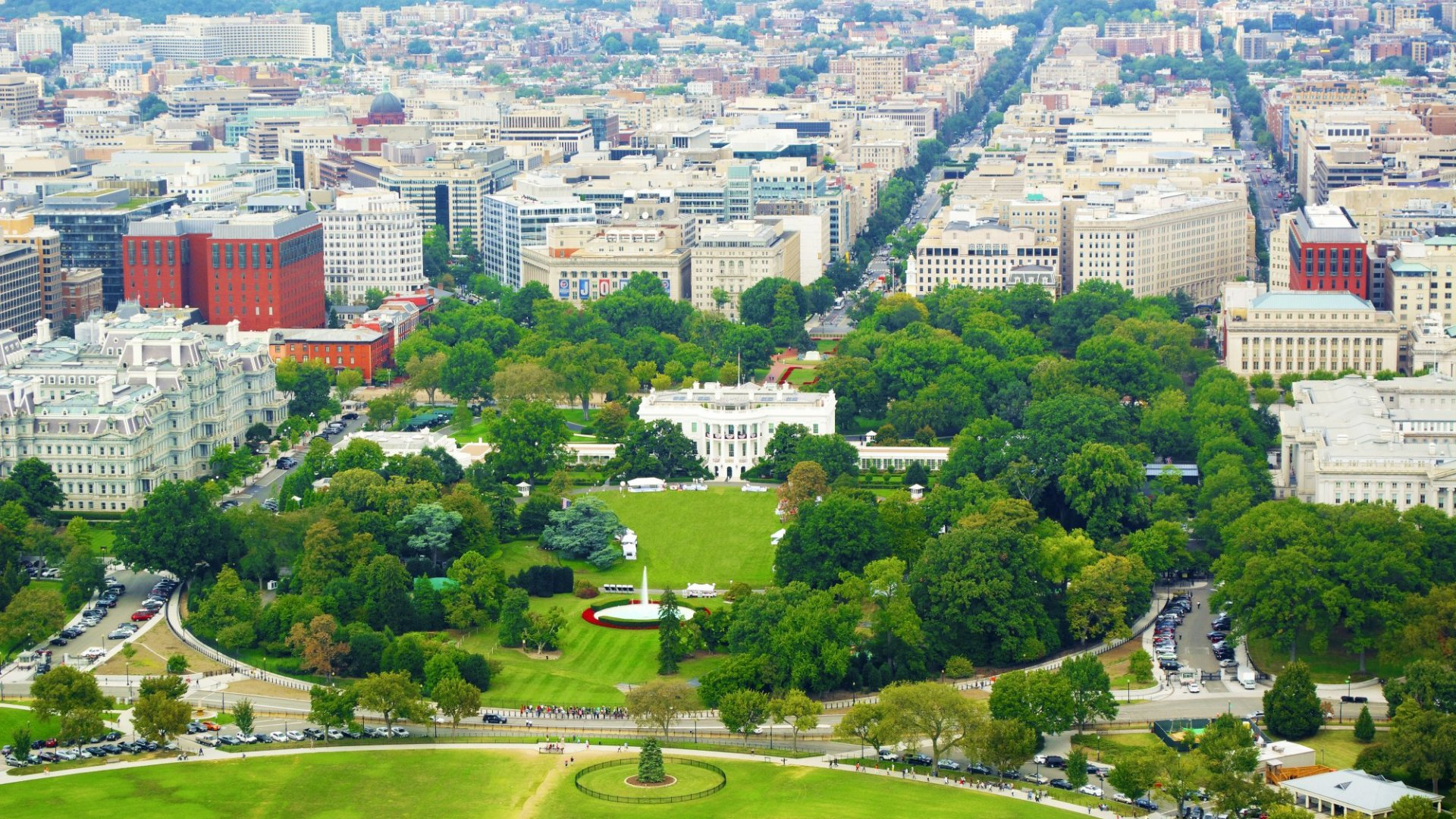 Feast Your Eyes on Some of the Coolest Office Perks That D.C. Has to Offer