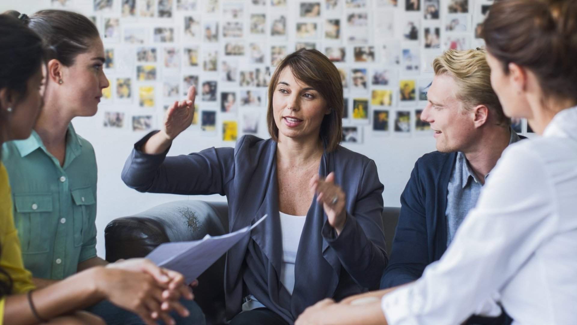 Can't Delegate? Create a Support Group