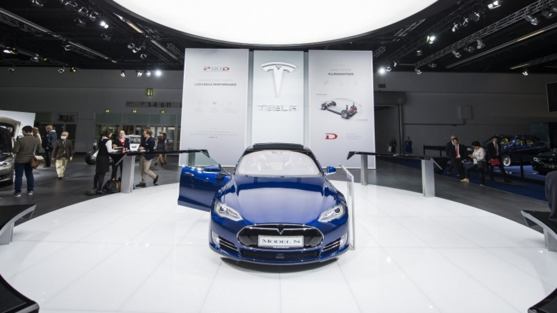 Meet the Company That Wants to Beat Tesla at Its Own Game