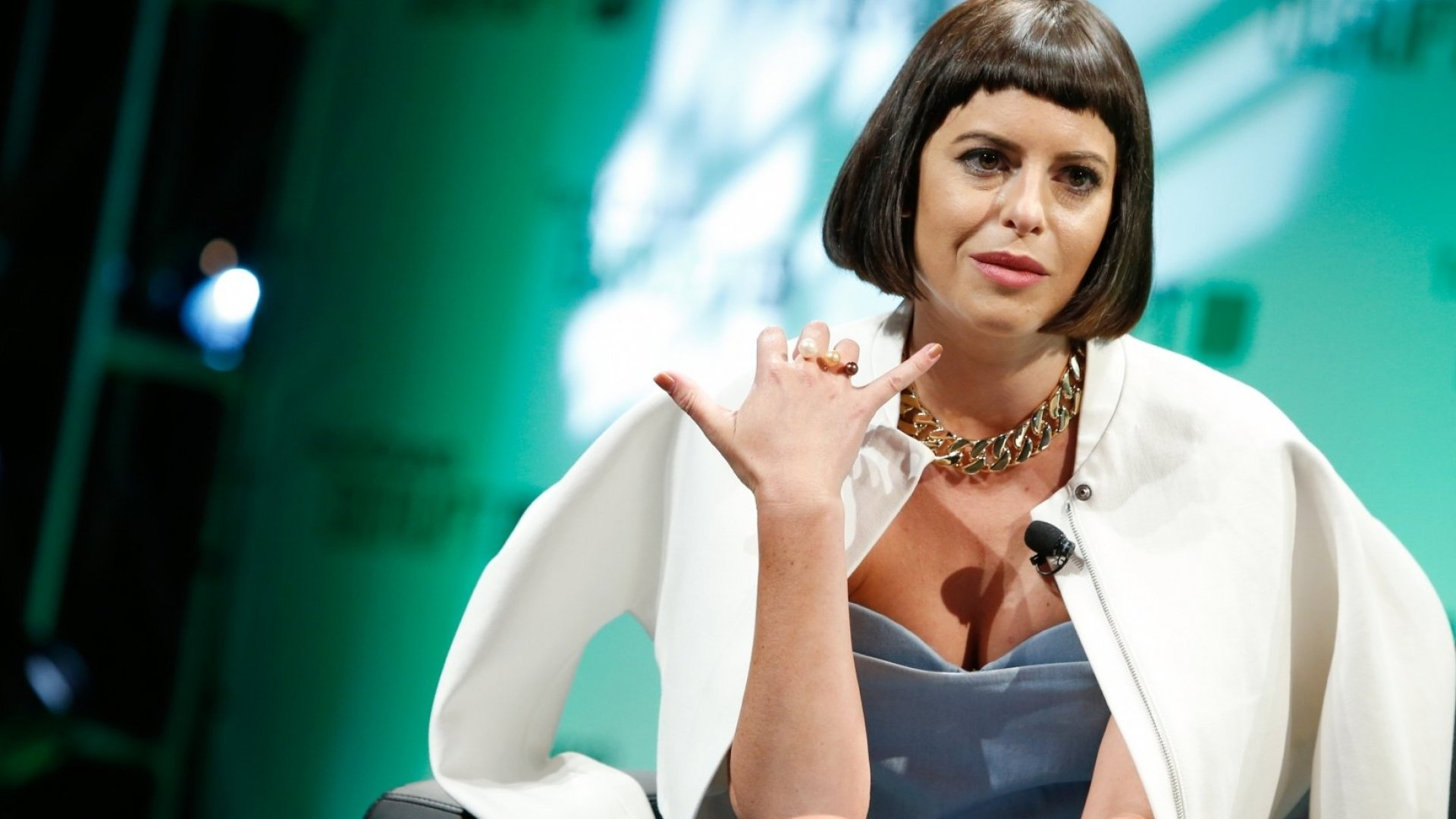How Actress and Entrepreneur Charlize Theron Really Defines Success