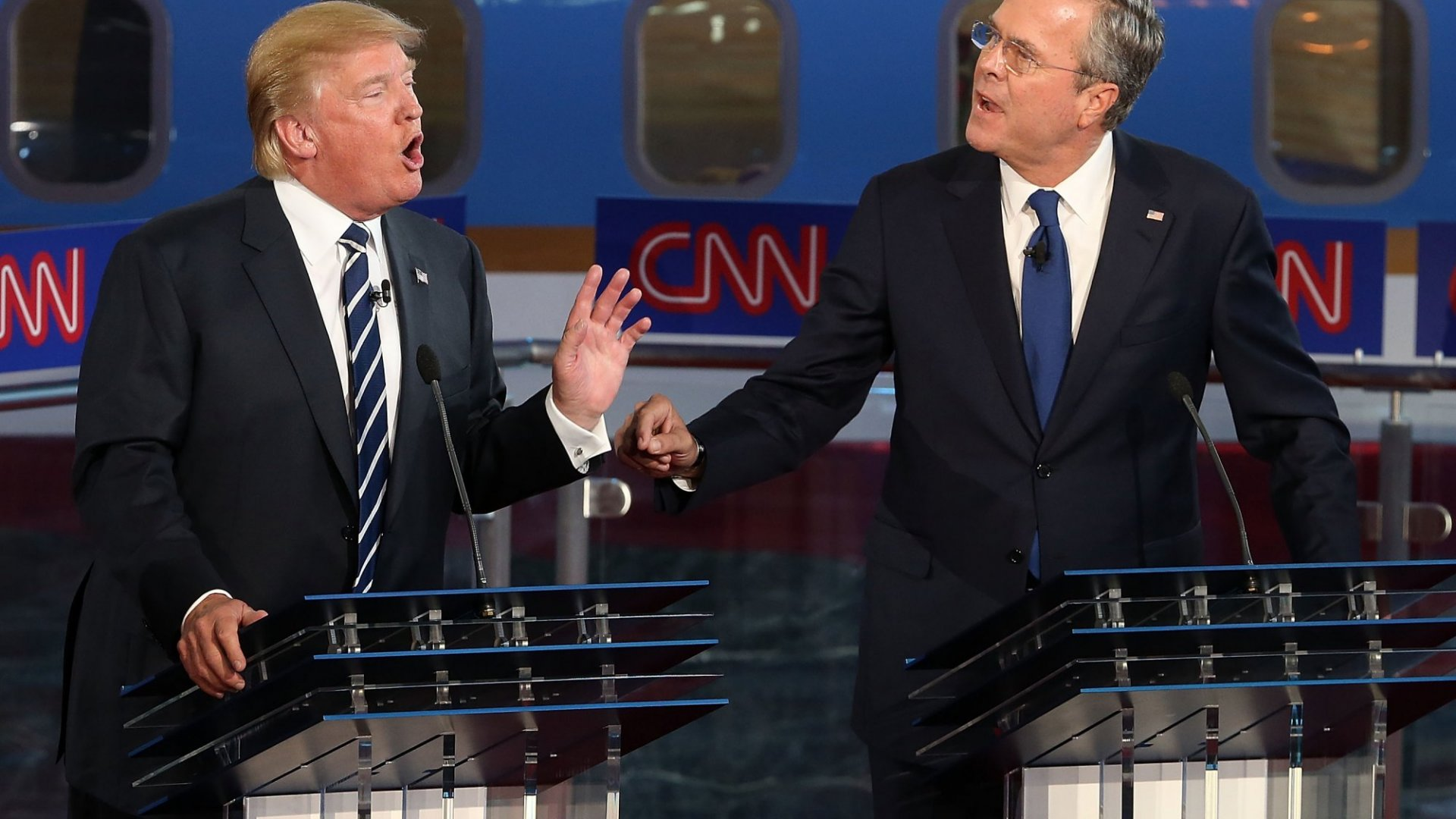 Jeb Bush and Donald Trump Show Why Marketing Details Matter