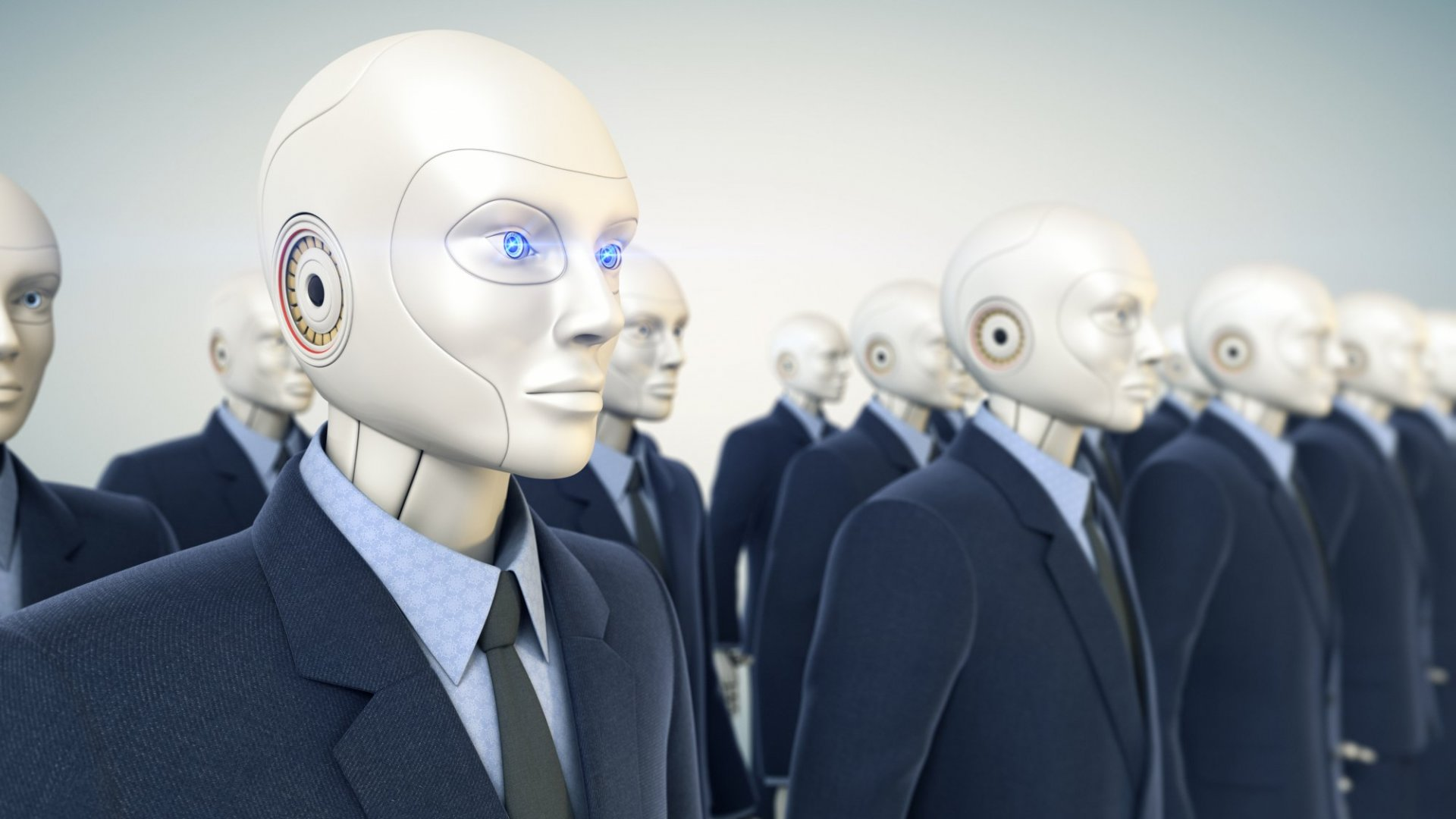 Study Says, Stop Worrying About Robots Taking Your Job. Do This Instead...