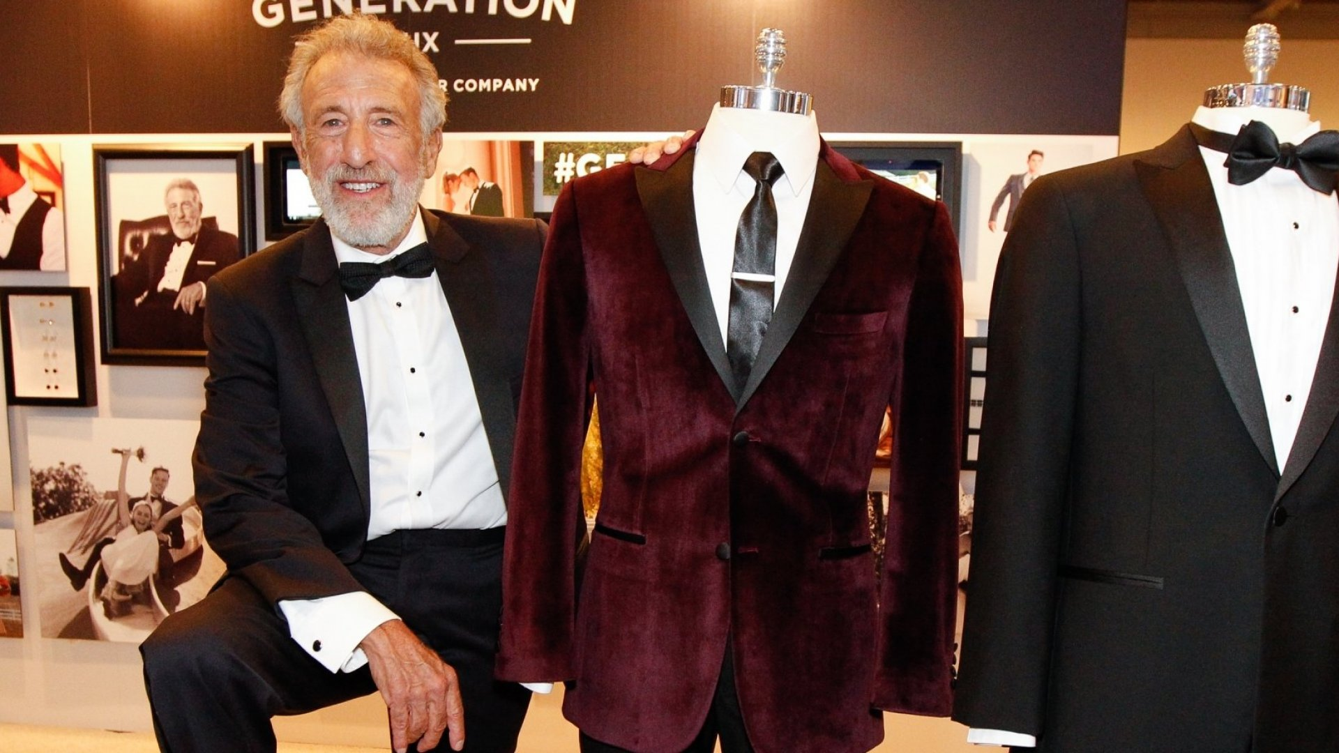 George Zimmer started two different companies after he was ousted from Men's Wearhouse. Now he wants his baby back.