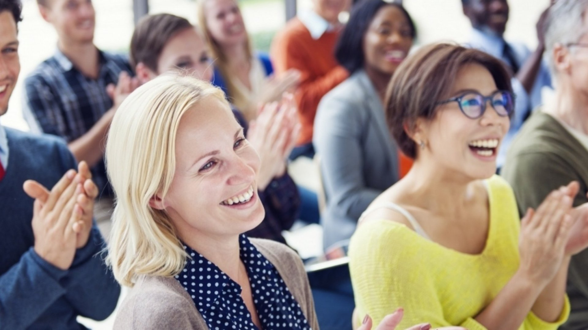 Public Speaking Pointer: Treat Your Audience Right