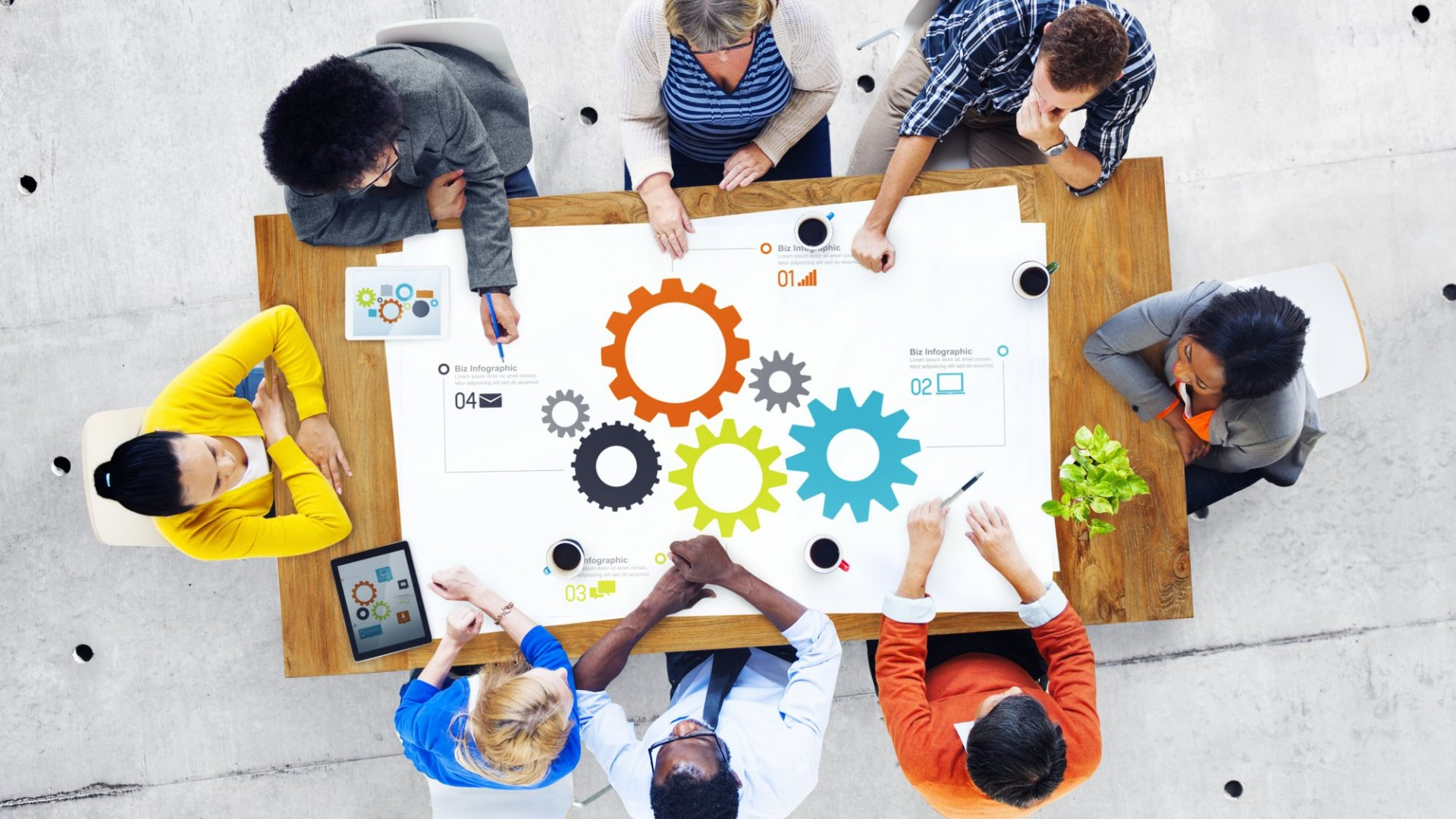 3 Smart Ways to Build a Highly Productive Team