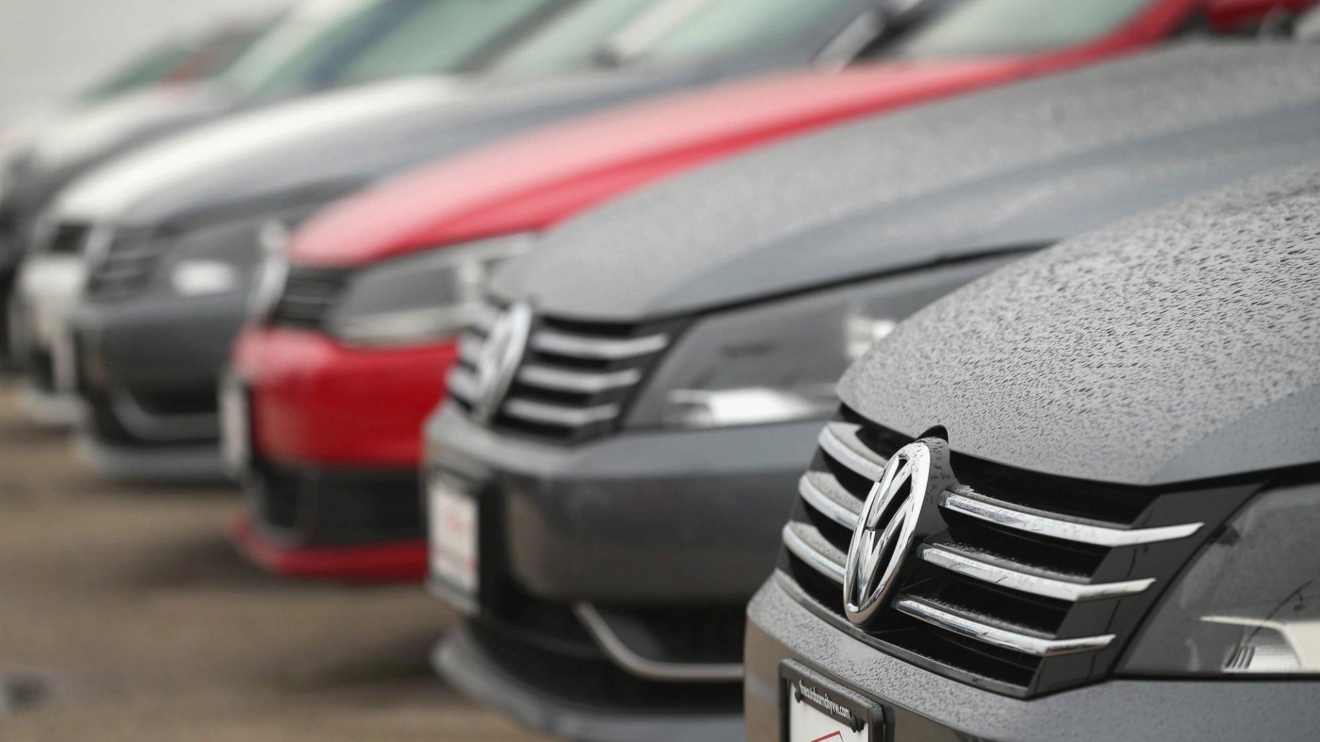 Cheaters Never Win: How Volkswagen Broke the Heart of America