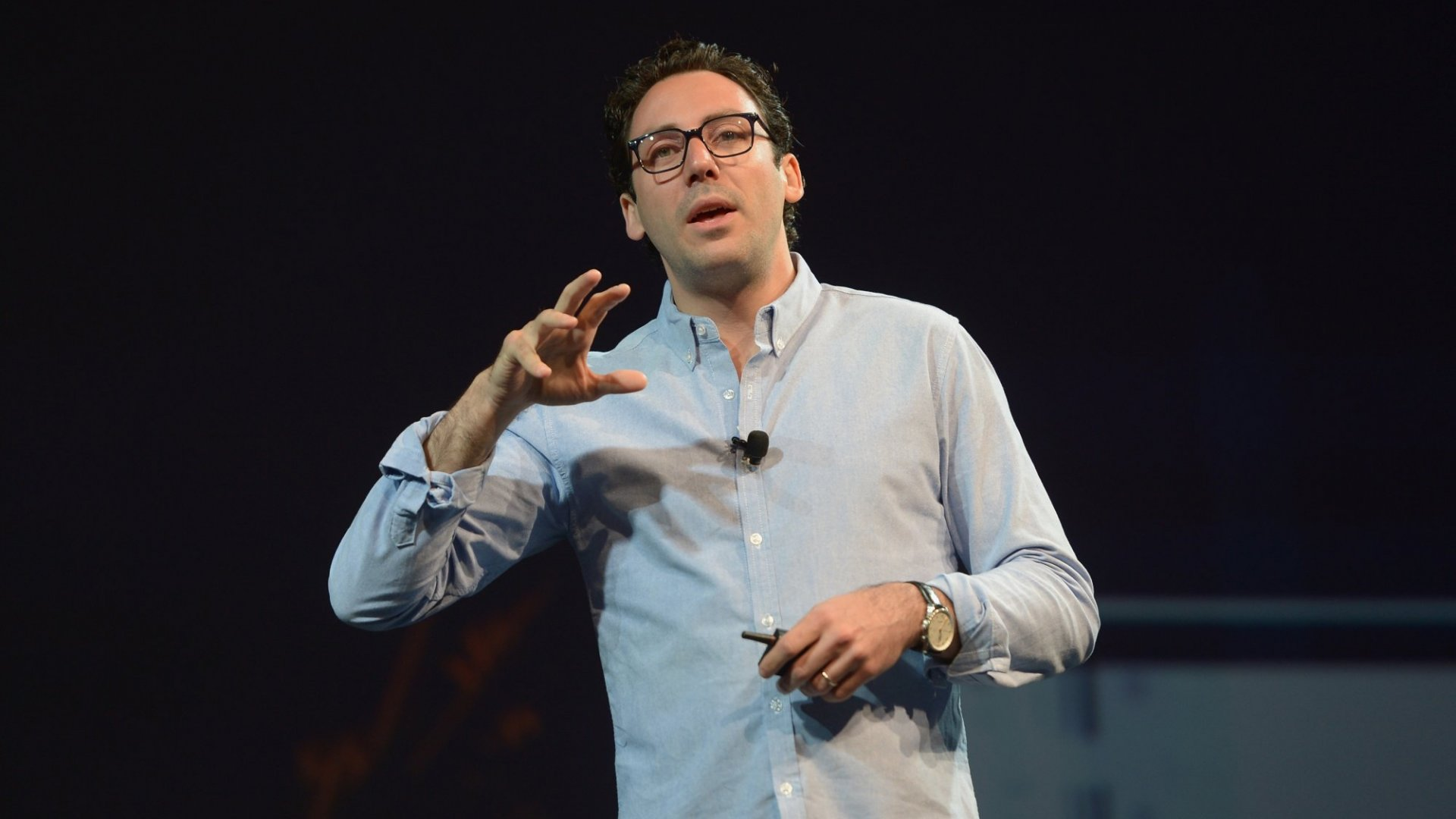Warby Parker Founder: Why Everyone Should Know Everyone Else's Business