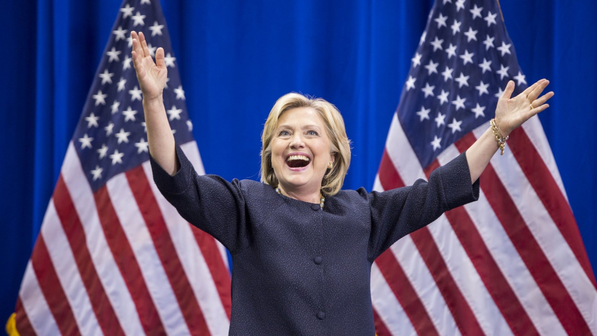 3 Entrepreneurs Hillary Clinton Could Pick as Her Running Mate