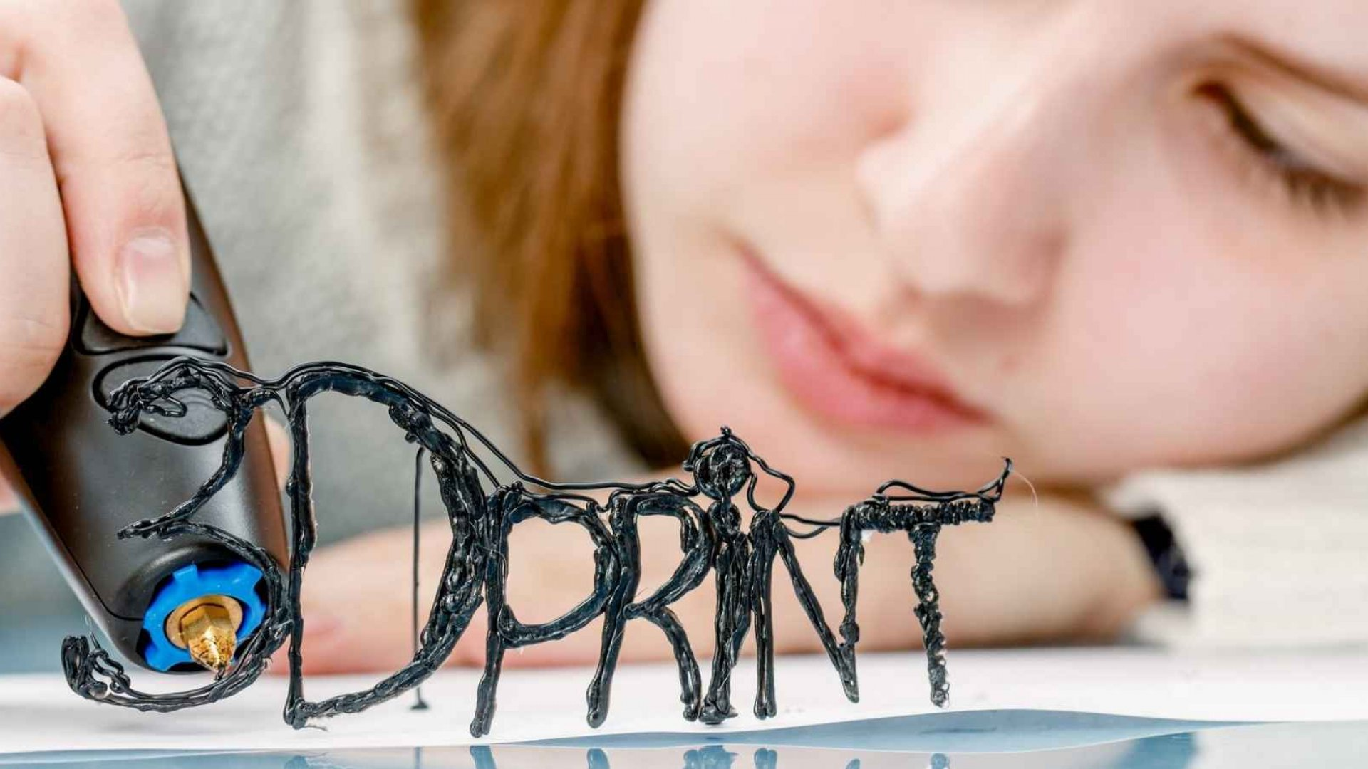 Closing the innovation gender gap means engaging girls in STEAM & 3D printing.