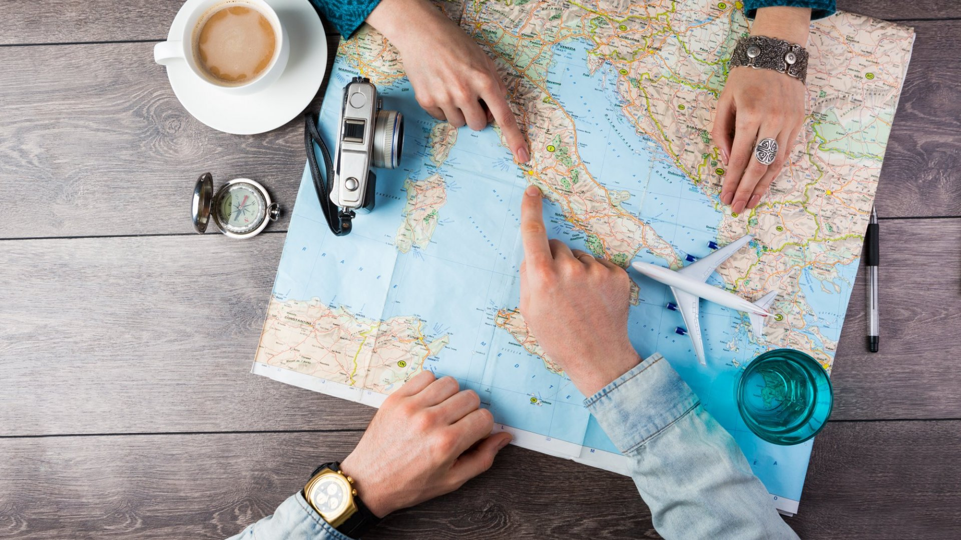 The Latest Trend in Travel Planning: Localization