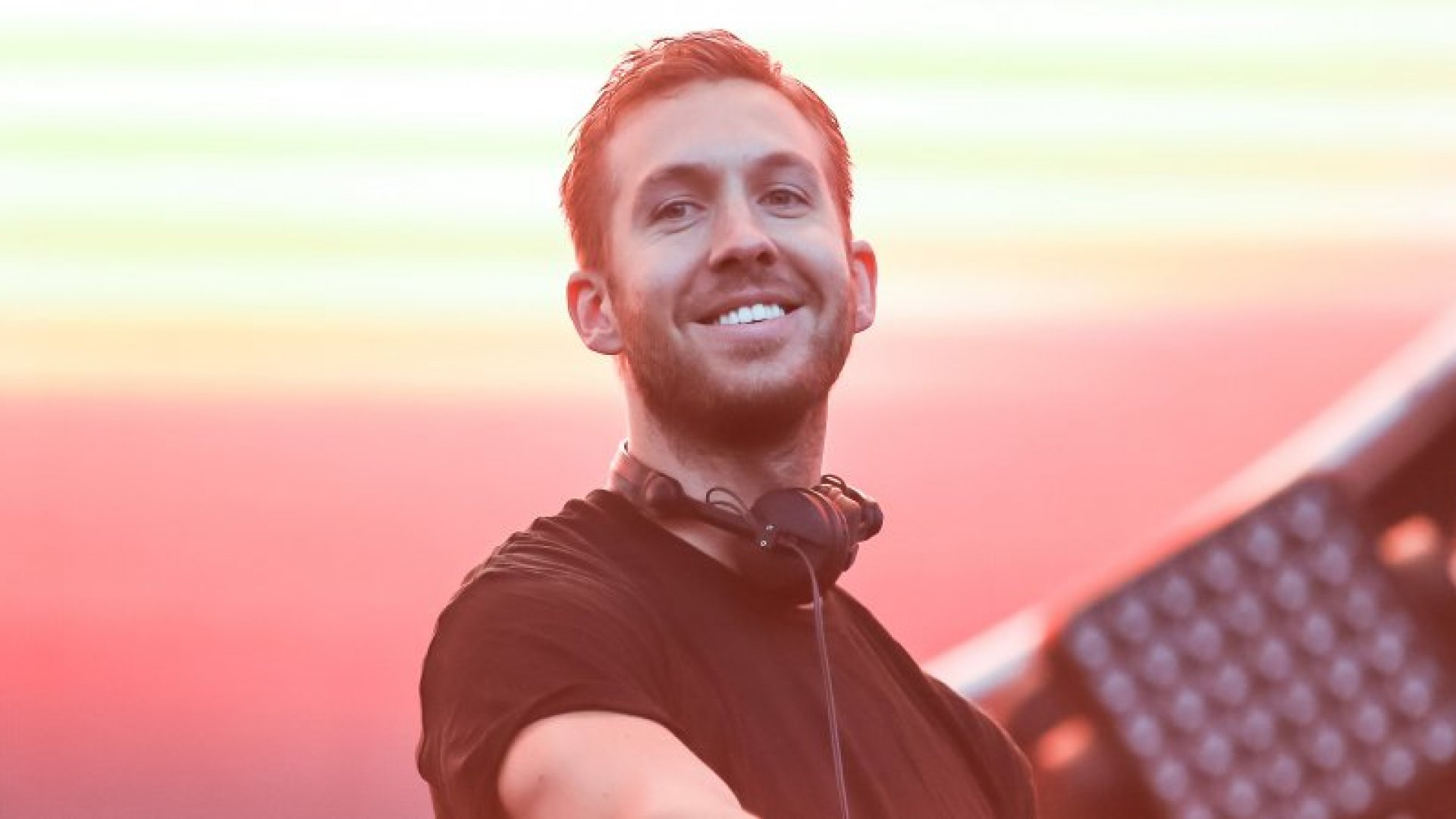 How DJ Calvin Harris Became the Year's Most Successful Headliner
