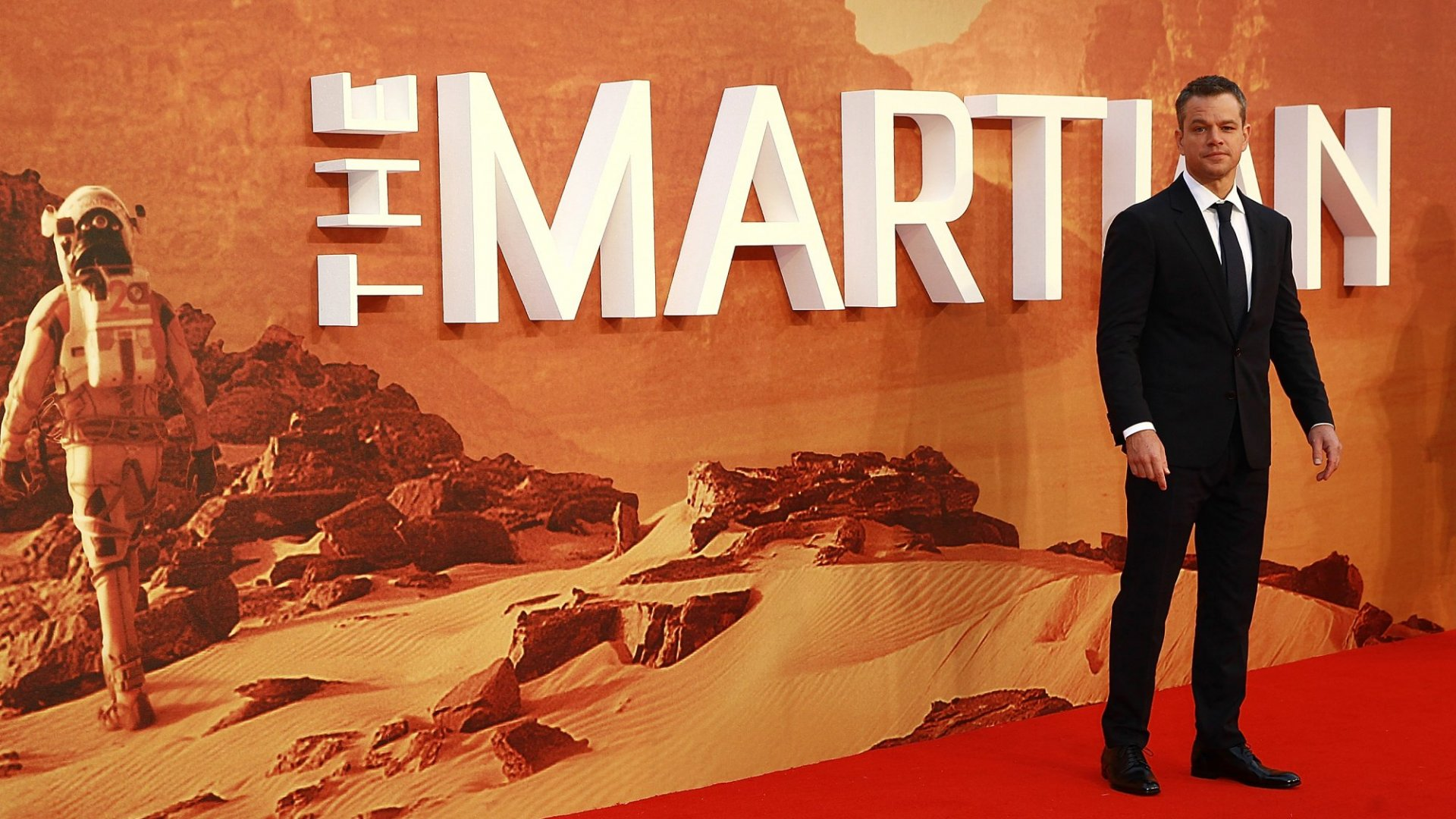Want to Succeed as an Entrepreneur? Learn This One Lesson From 'The Martian'