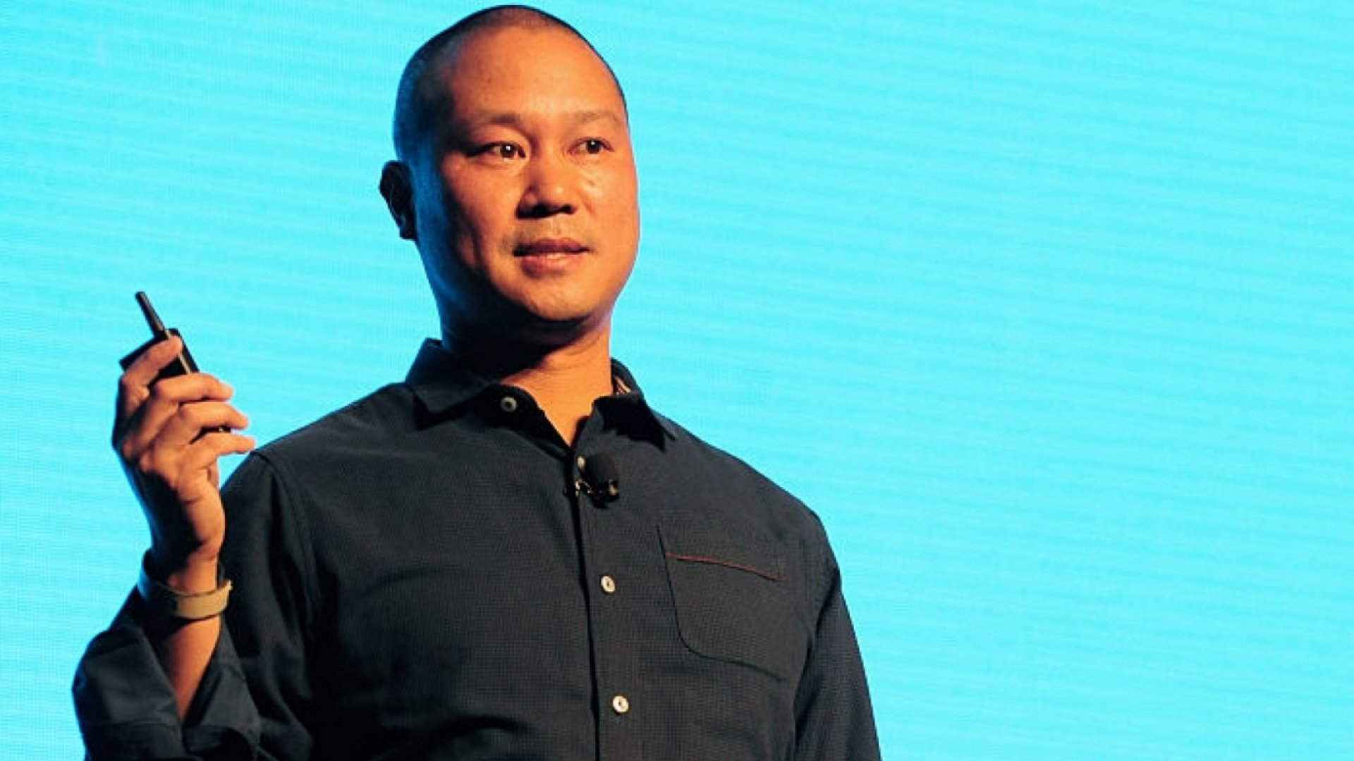 After the Death of Tony Hsieh, I Can't Stop Thinking About This 13-Word Quote