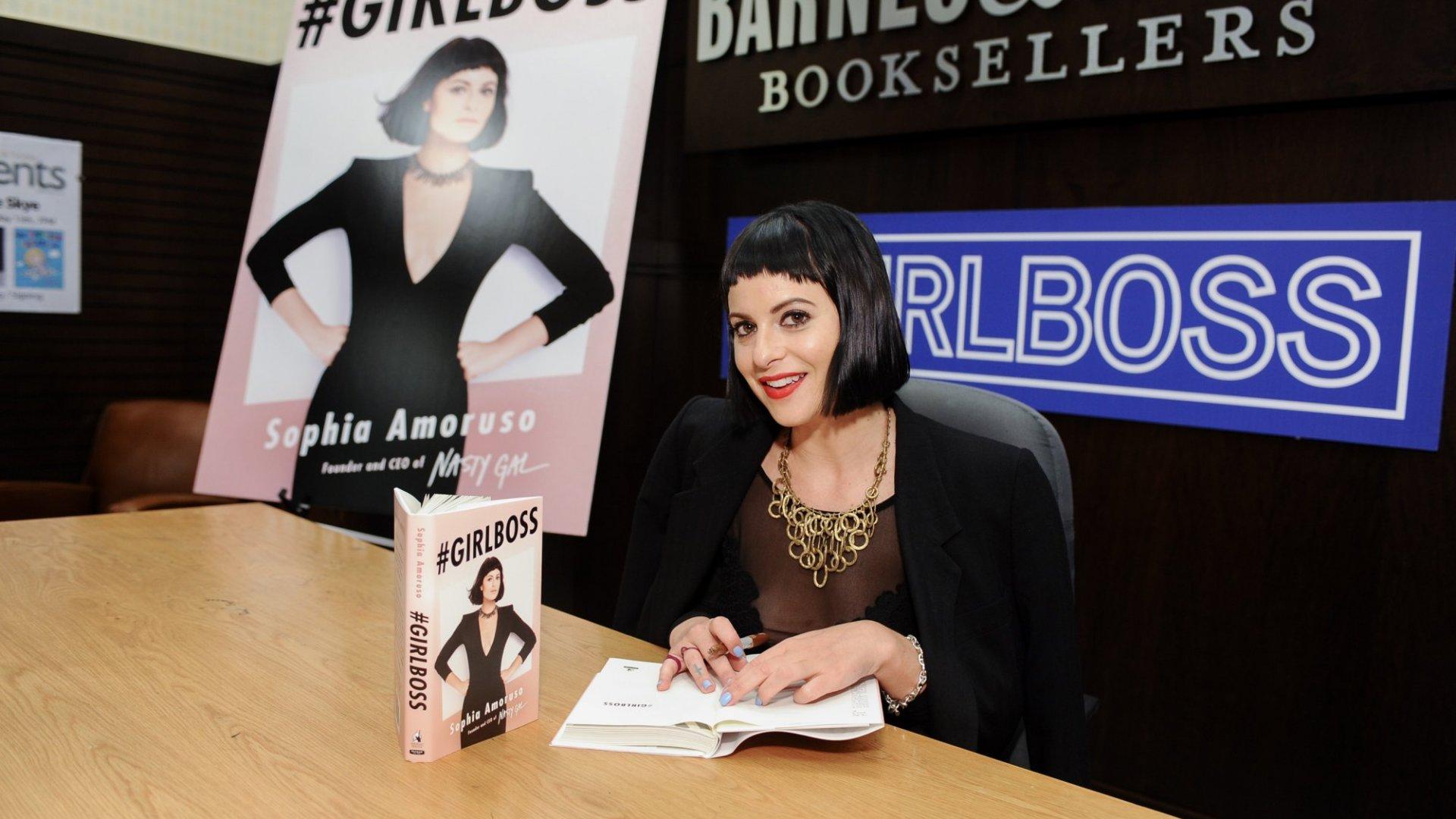 Netflix's 'Girlboss' Tells the Story of How Sophia Amoruso Built a Multimillion-Dollar Fashion Empire