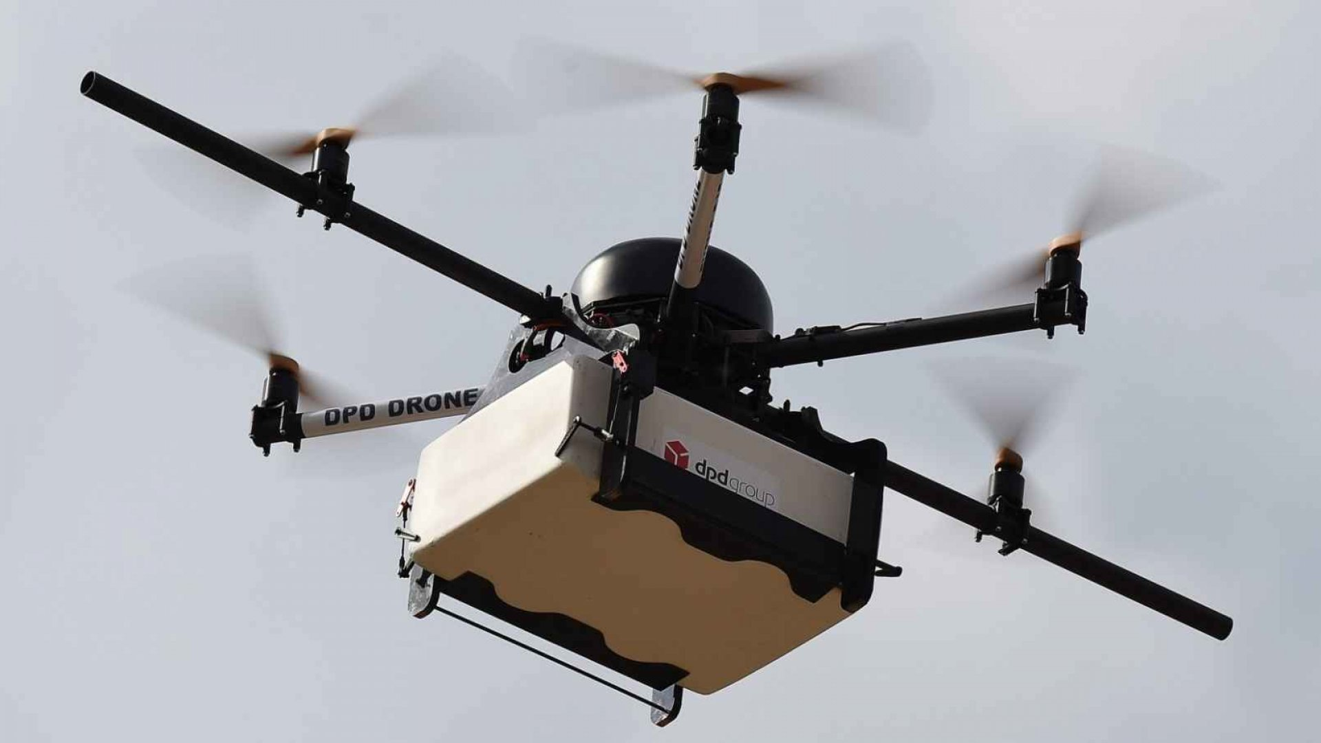 Why Drones Actually Can't Deliver Packages to Homes