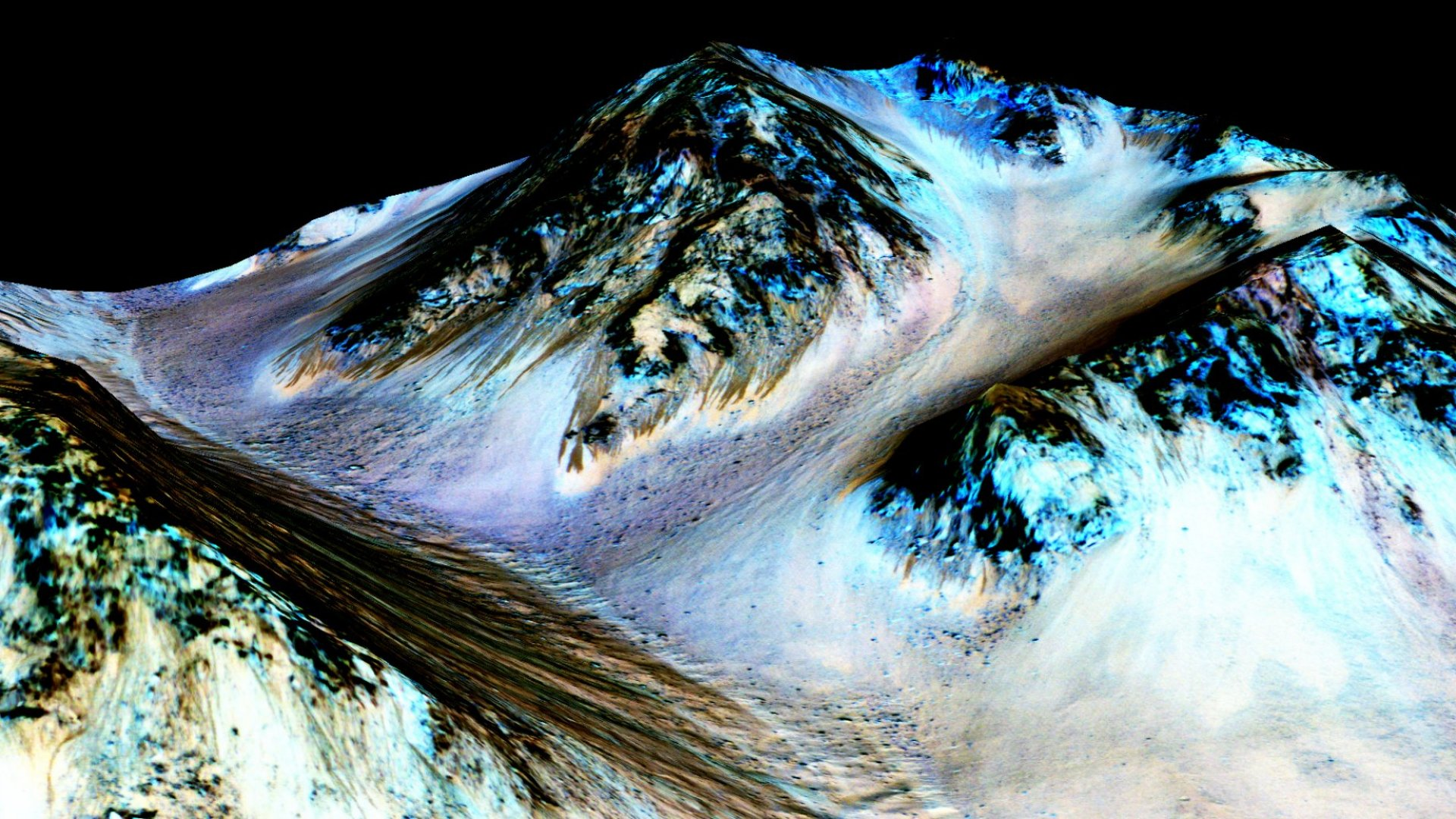 Why Finding Water on Mars Just Validated Radically Ambitious Projects