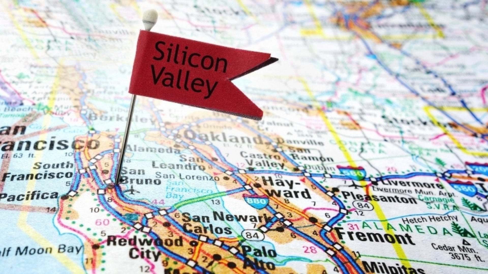 Trump Just Attacked Everything Silicon Valley Stands For