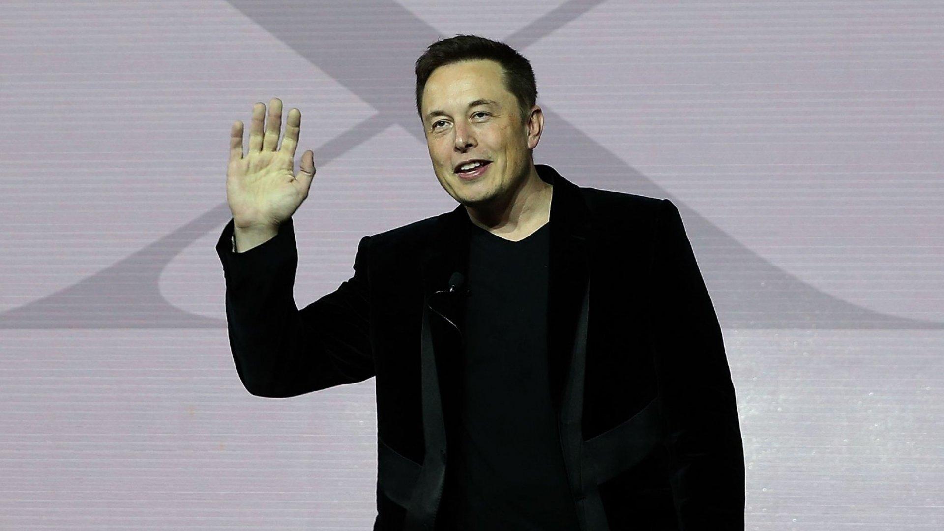 Elon Musk Announces Tesla Autopilot Update on Twitter