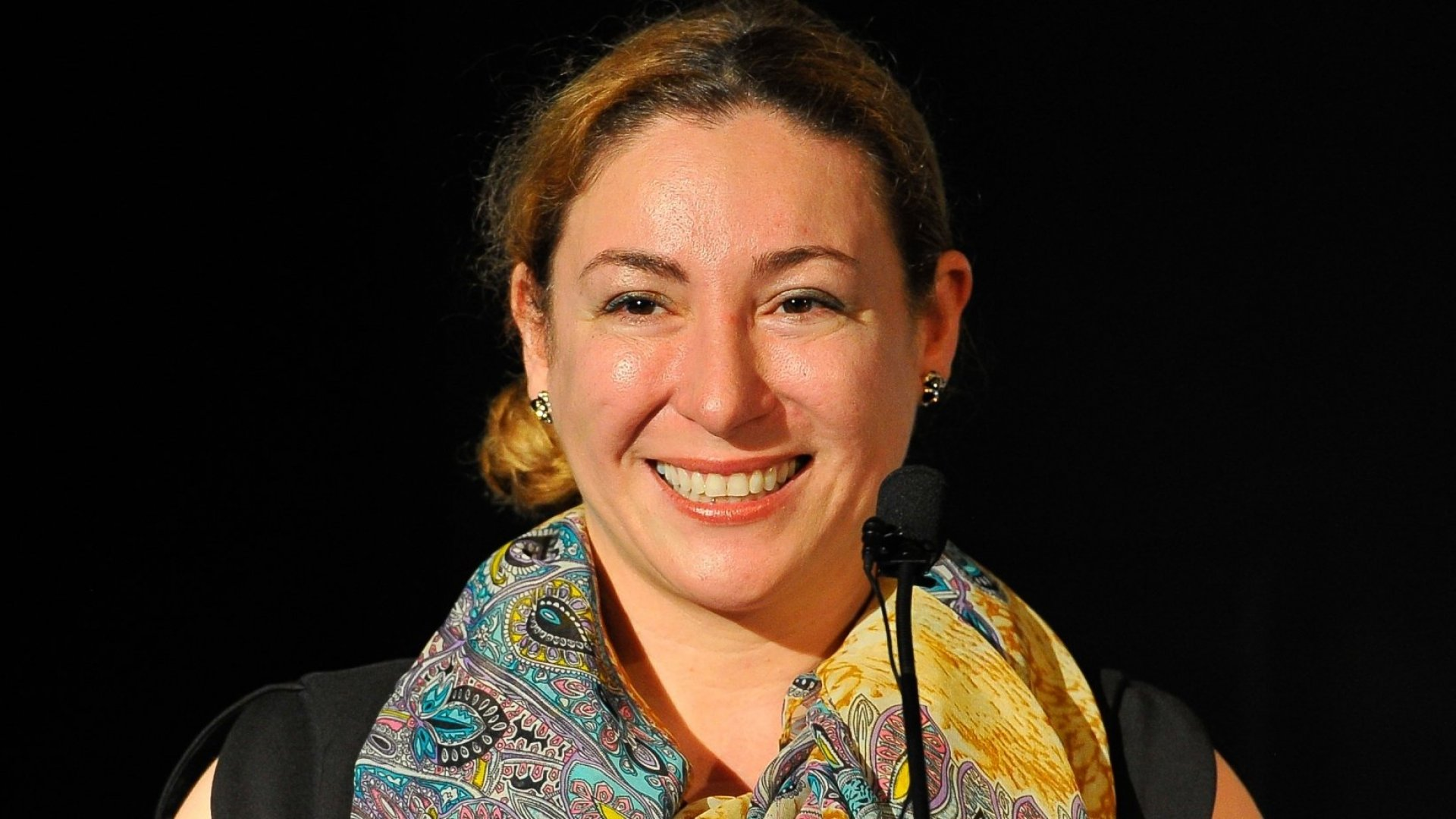 Jessica Richman, co-founder and co-CEO of San Francisco-based lab-testing startup uBiome.