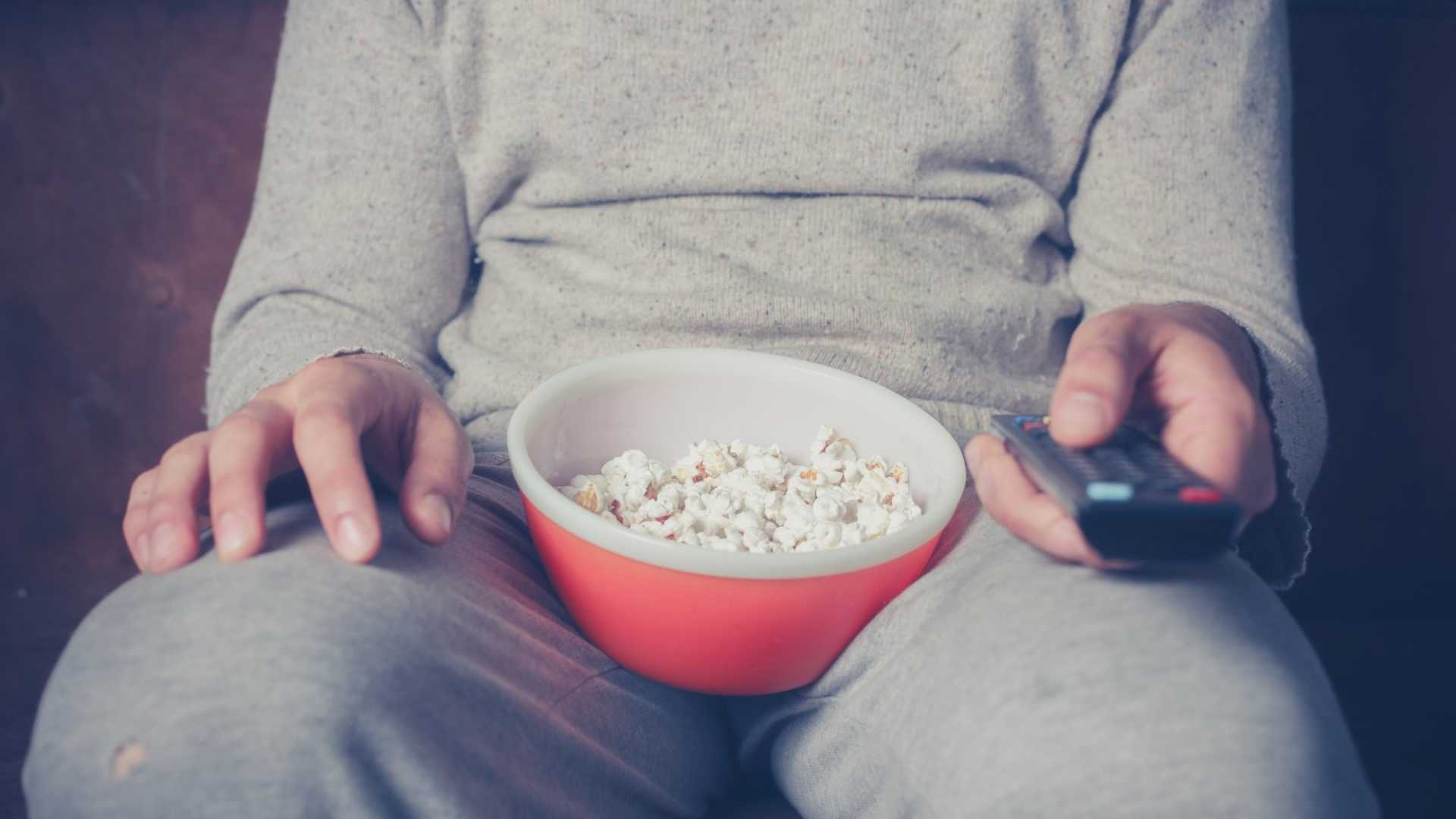 A New Study of 9,000 People Shows Being a Couch Potato Changes Your Personality
