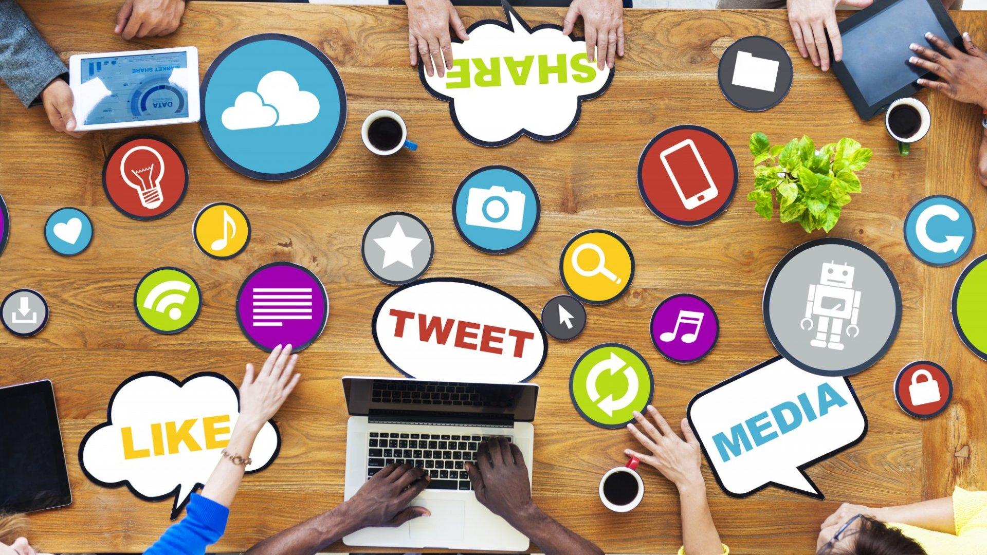 59% of Entrepreneurs Don't View Social Media as Essential, Per This New Survey
