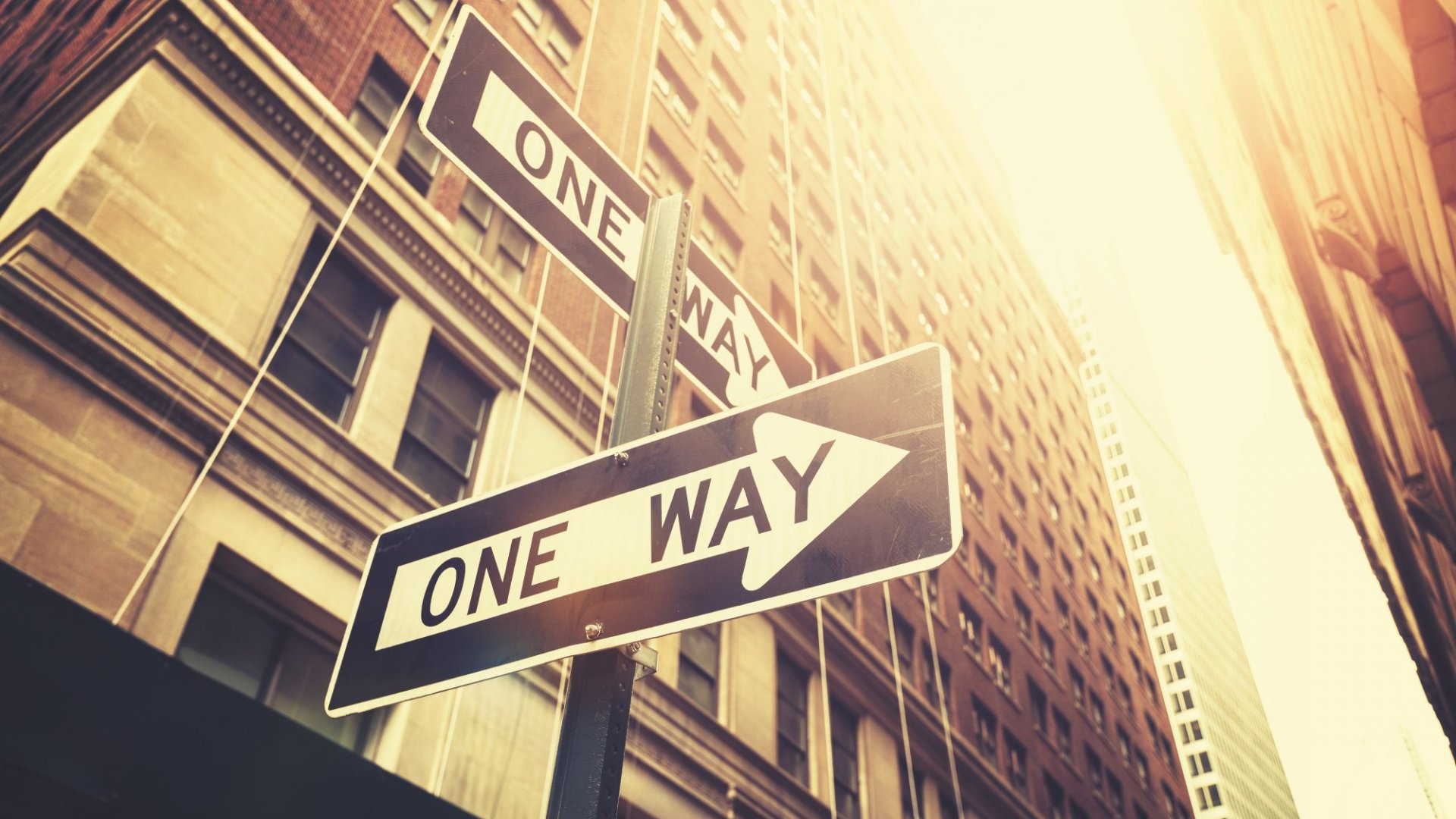 Are your employees going down a one way street, or do they engage with your company?