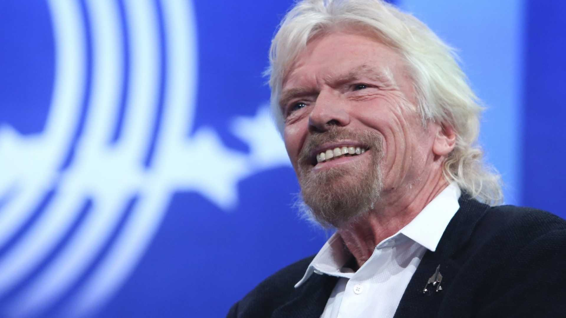 Richard Branson on Why He Rarely Says No