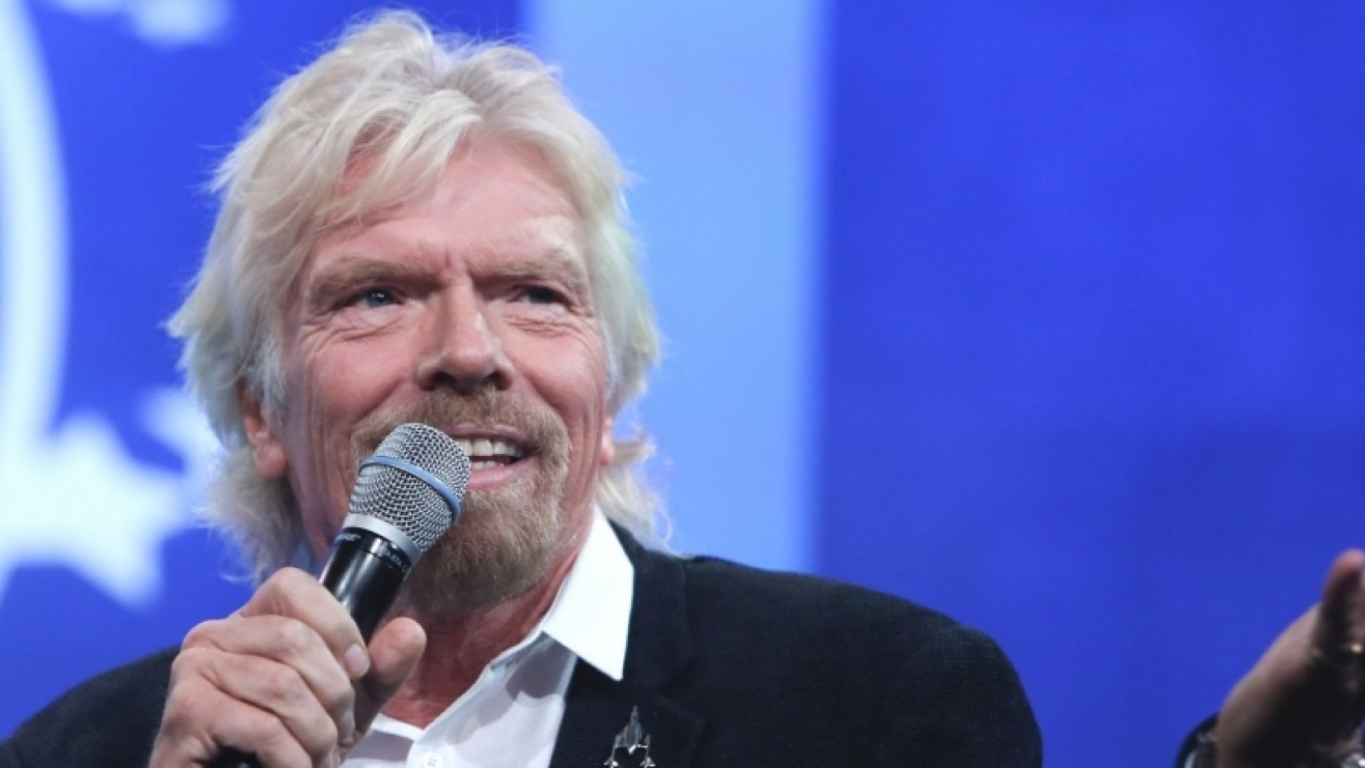 Richard Branson's 1 Rule for Embracing Change