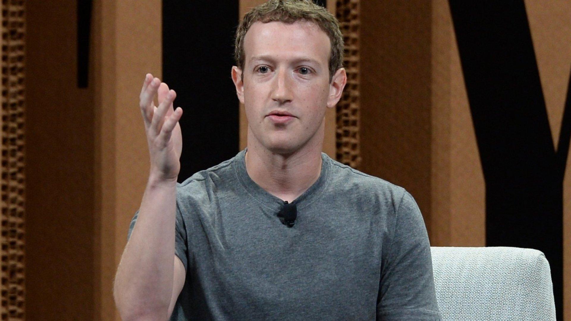 5 PR Tips for Facebook CEO Mark Zuckerberg