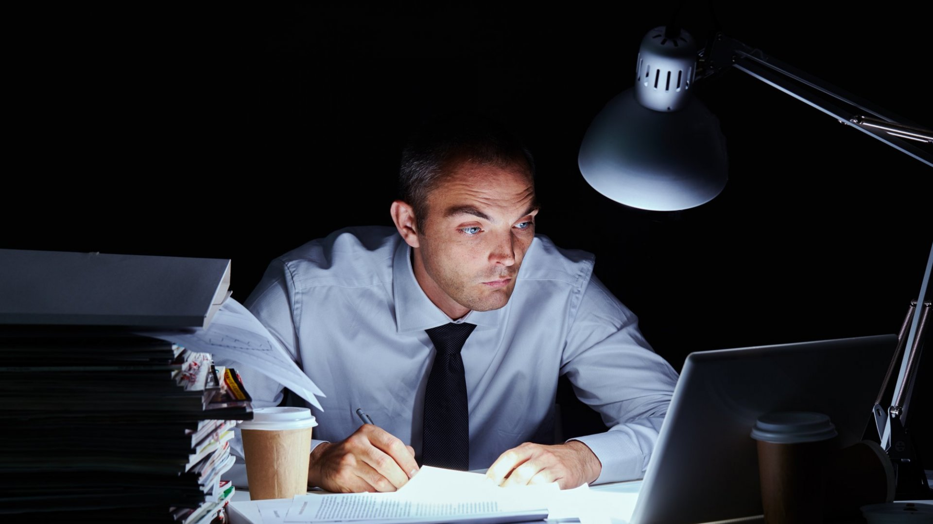 38% of Leaders Work Nights and Weekends, and Why They Should Stop