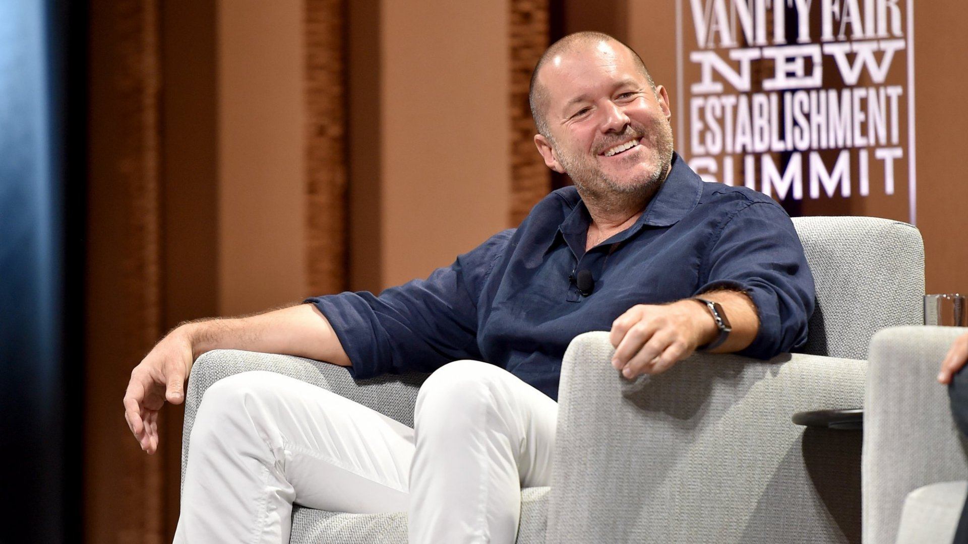 Longtime Design Chief Jony Ive Is Leaving Apple to Start His Own Company
