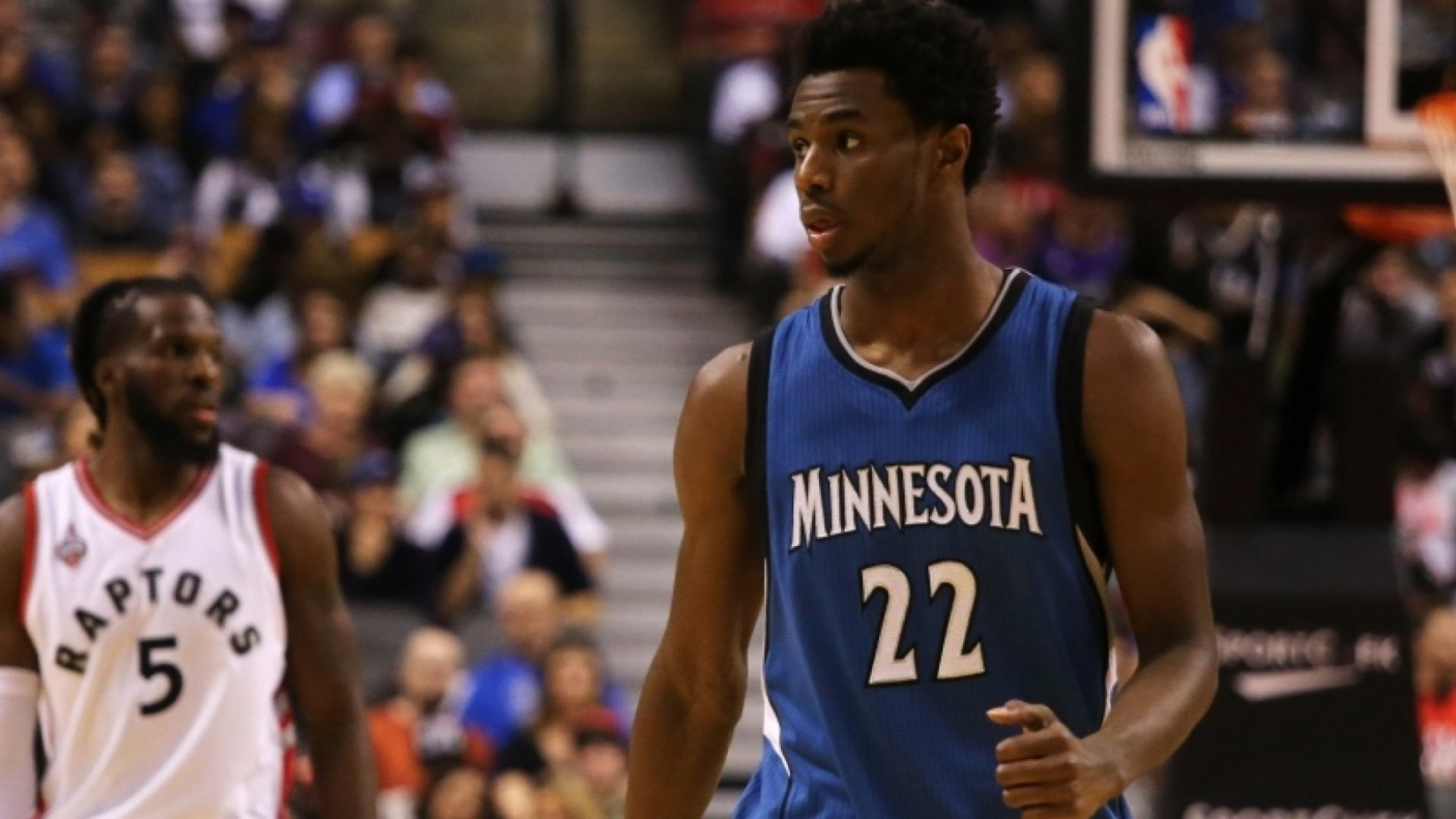 How Eric Leak has Become a Key to Andrew Wiggins' Success