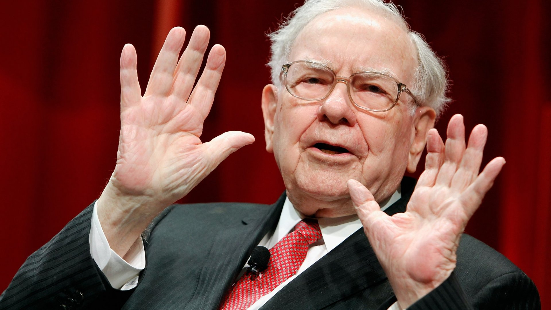 Warren Buffett has built a career of consistent success - even when he's failed - because he's stayed calm and not been swayed by the ups and downs of the market.