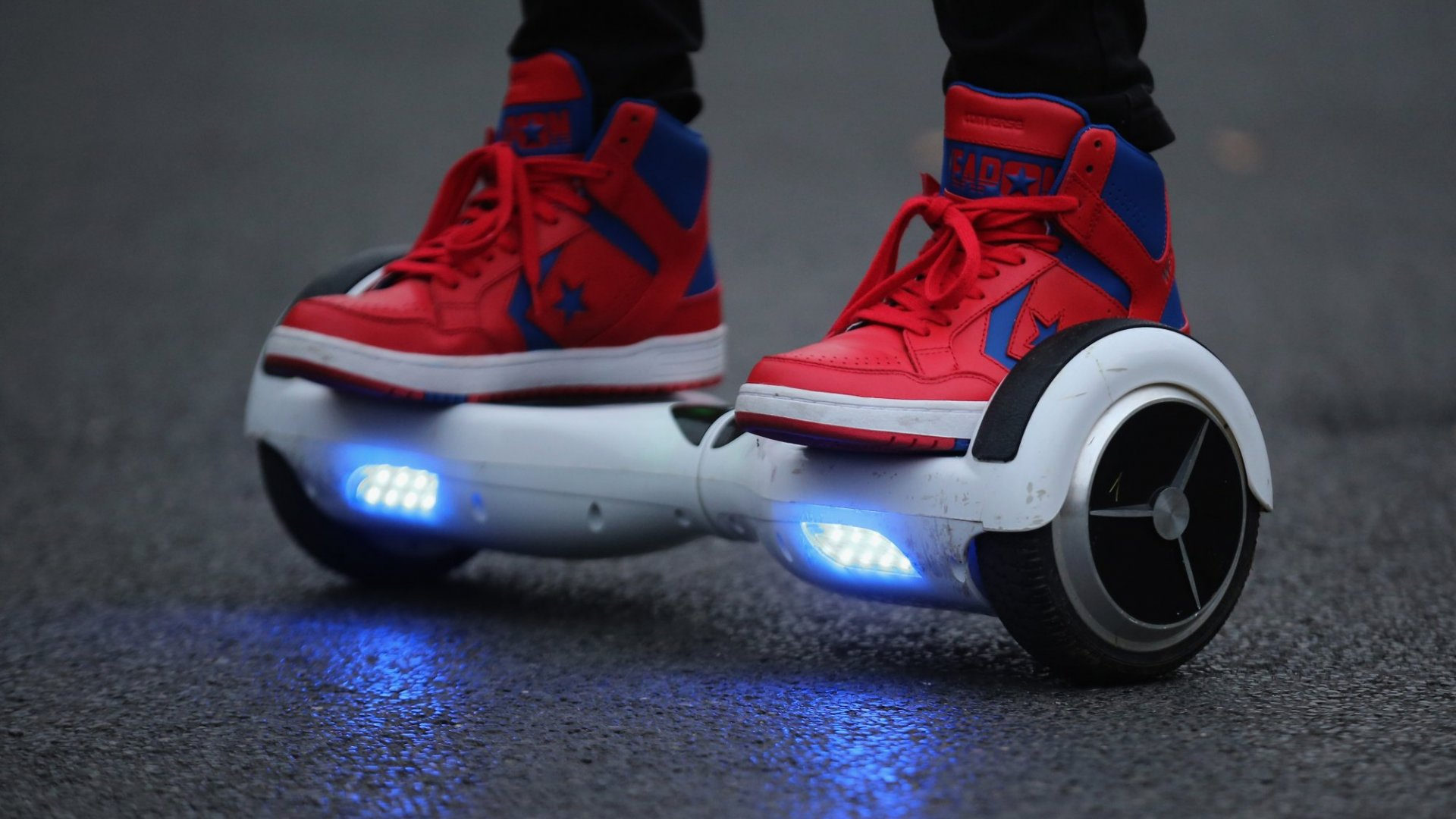 Delta Bans Hoverboards, Calling Them a Fire Hazard