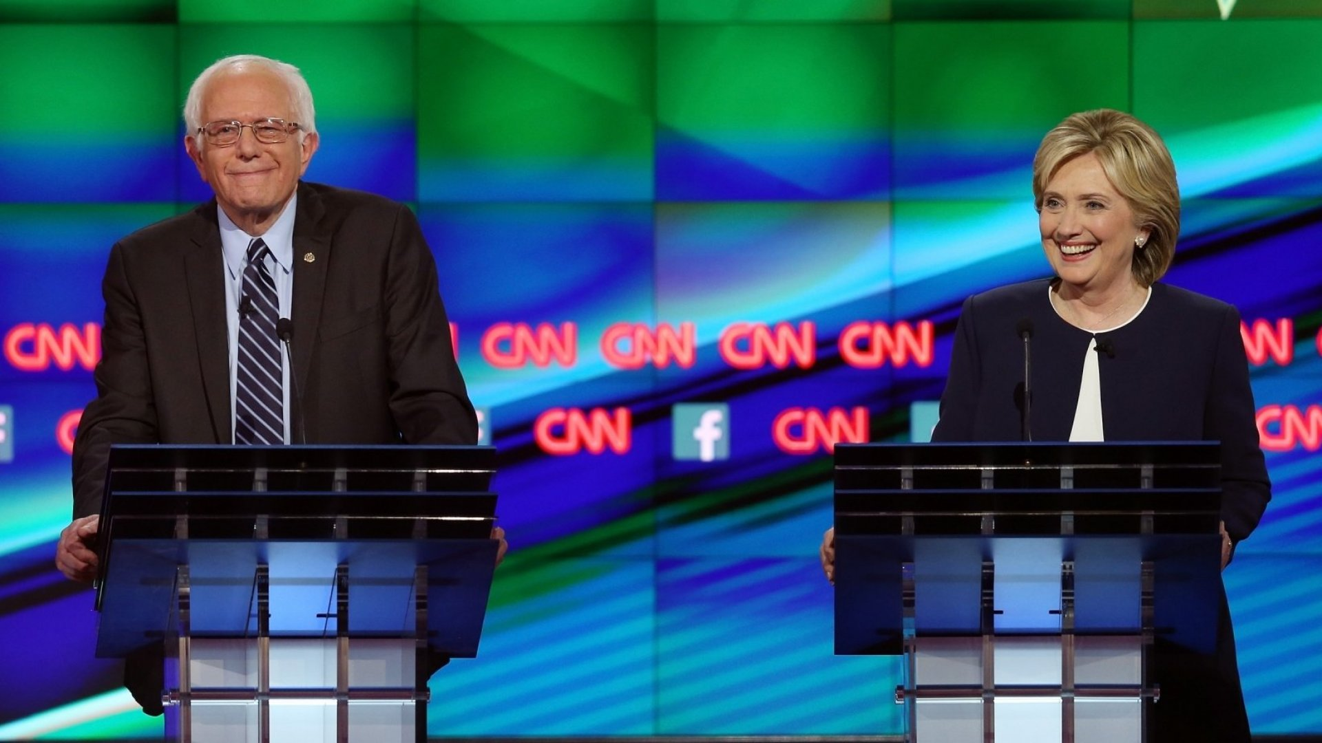 Why Hillary and Bernie Should Just Move to Silicon Valley, Already