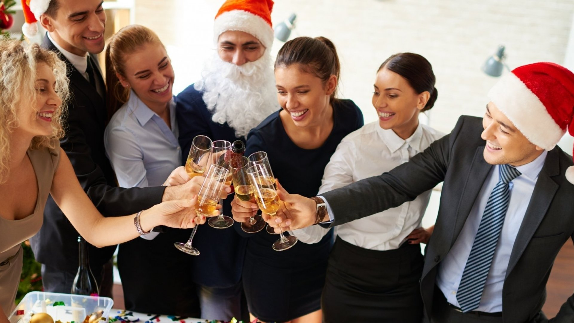 How to Throw an Office Party That Builds Your Team