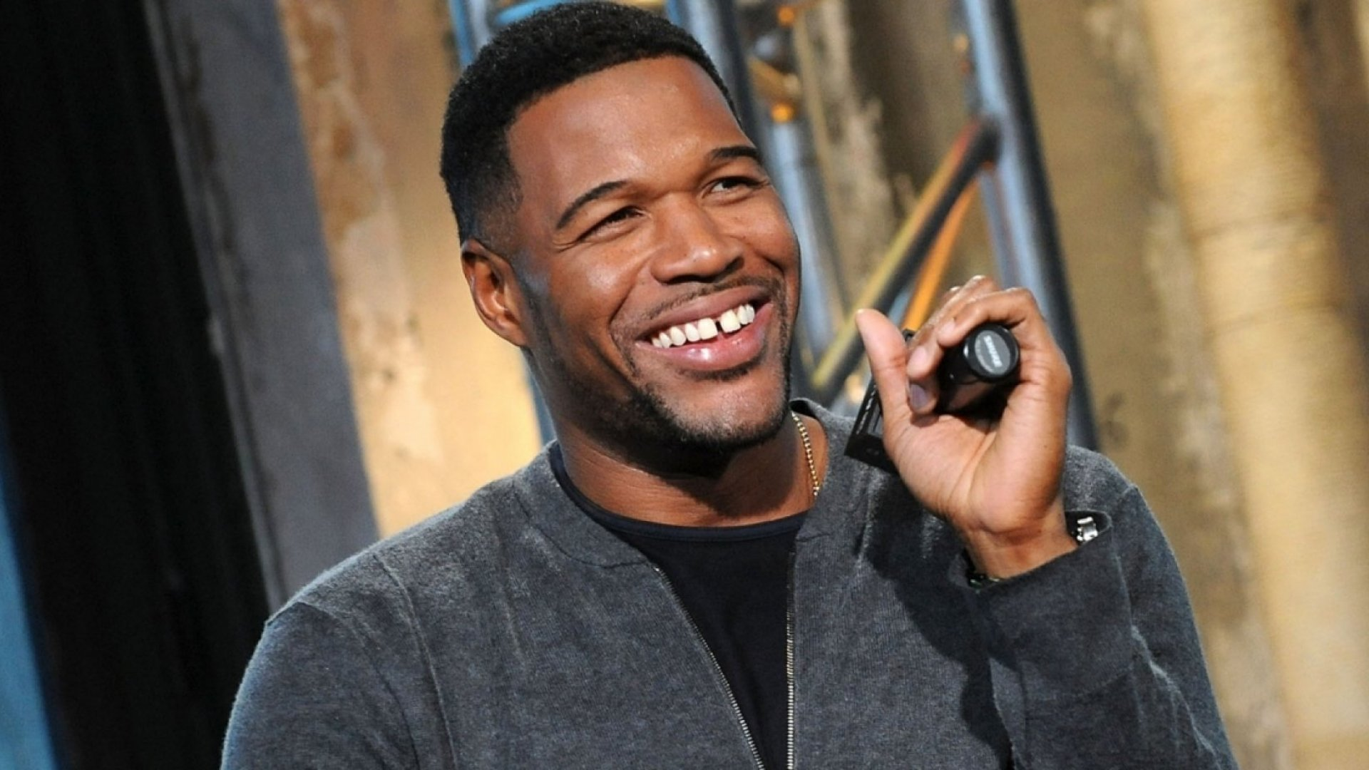 NFL Legend Michael Strahan on How to Win
