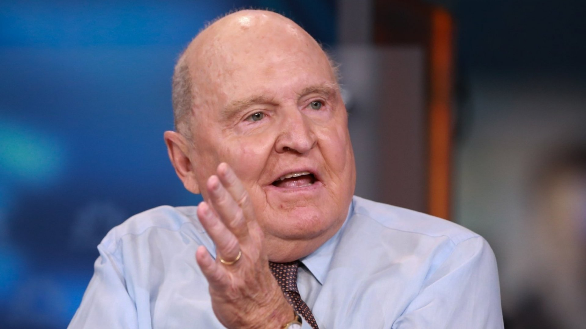 Jack Welch, former Chairman & CEO of General Electric