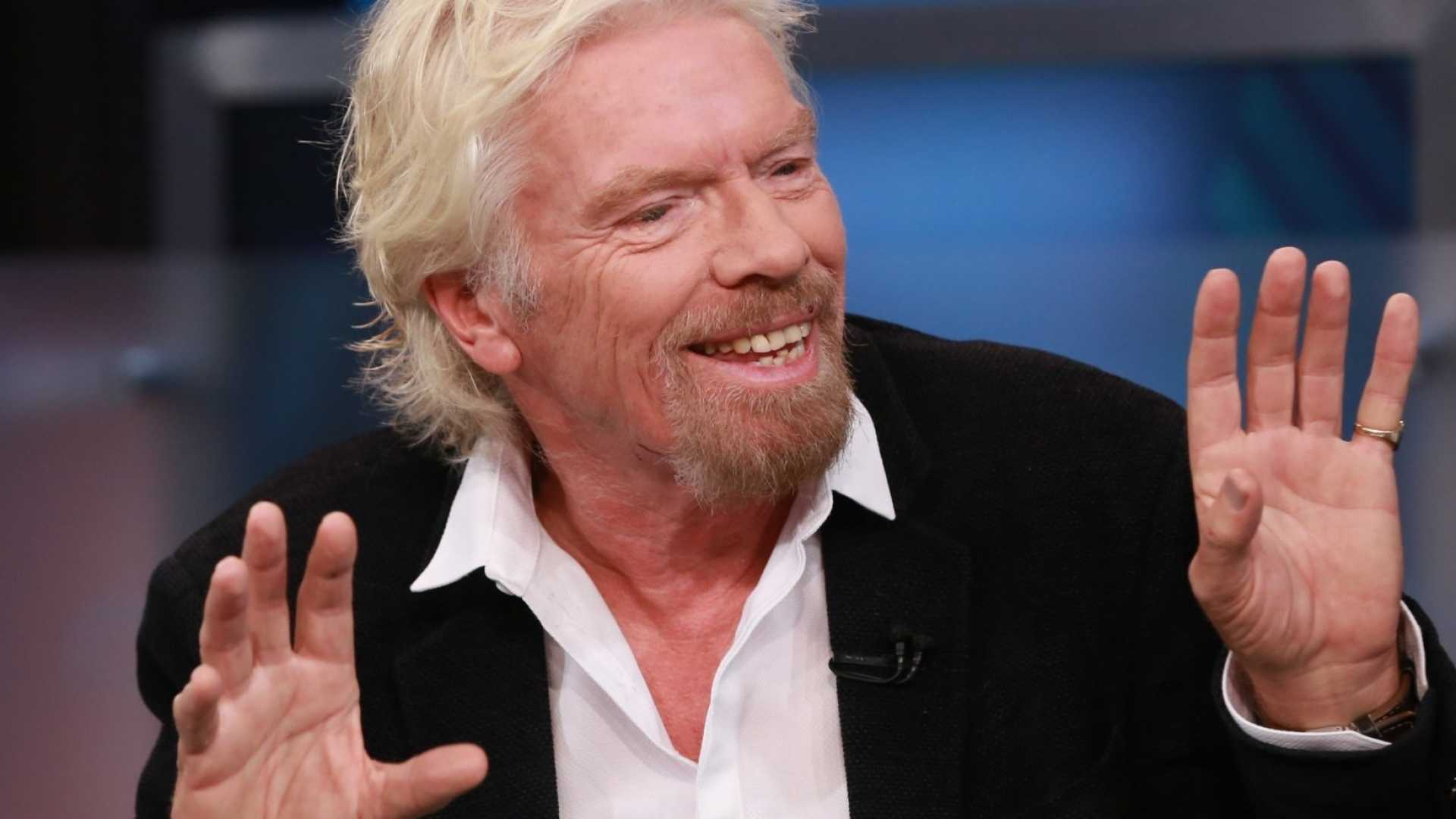 One Great Pitch Tip From Richard Branson, Sequoia Capital, and Y Combinator