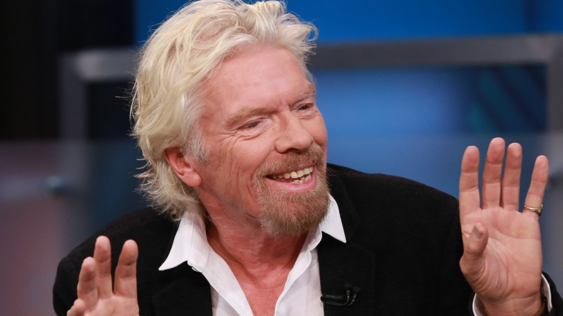 Richard Branson Says a Wonderfully Exciting Path to Success All Boils Down to This