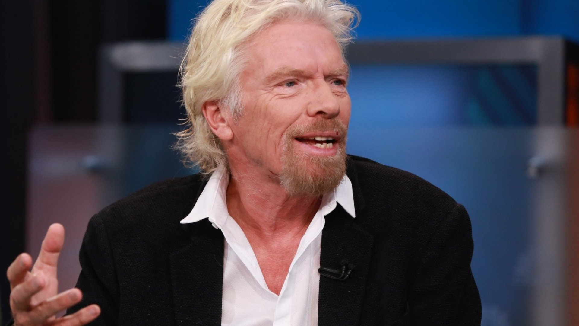 How Richard Branson Uses a Simple, Psychologically-Proven Brain Trick to Turn a 'Disorder' Into a Strength
