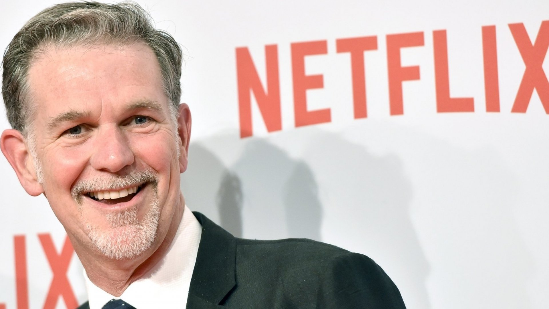 Netflix co-founder Reed Hastings