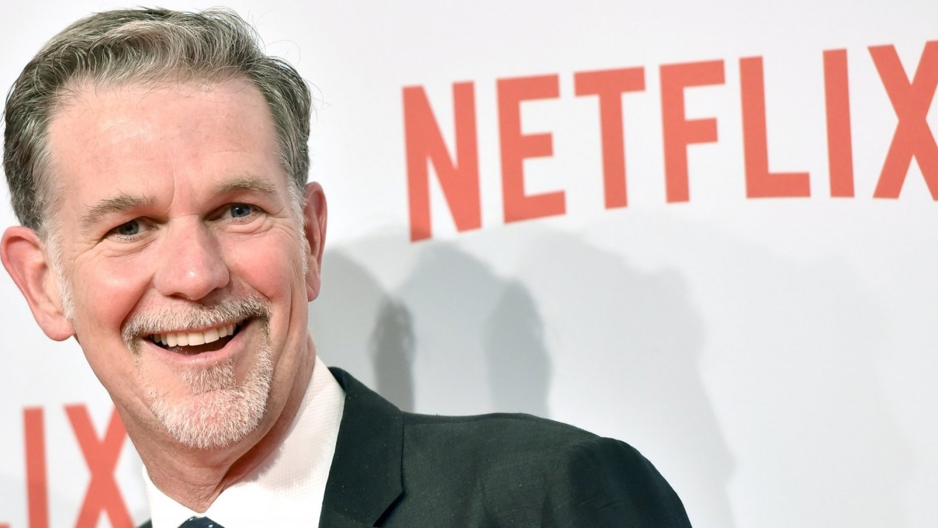 Co-founder and CEO of Netflix Reed Hastings