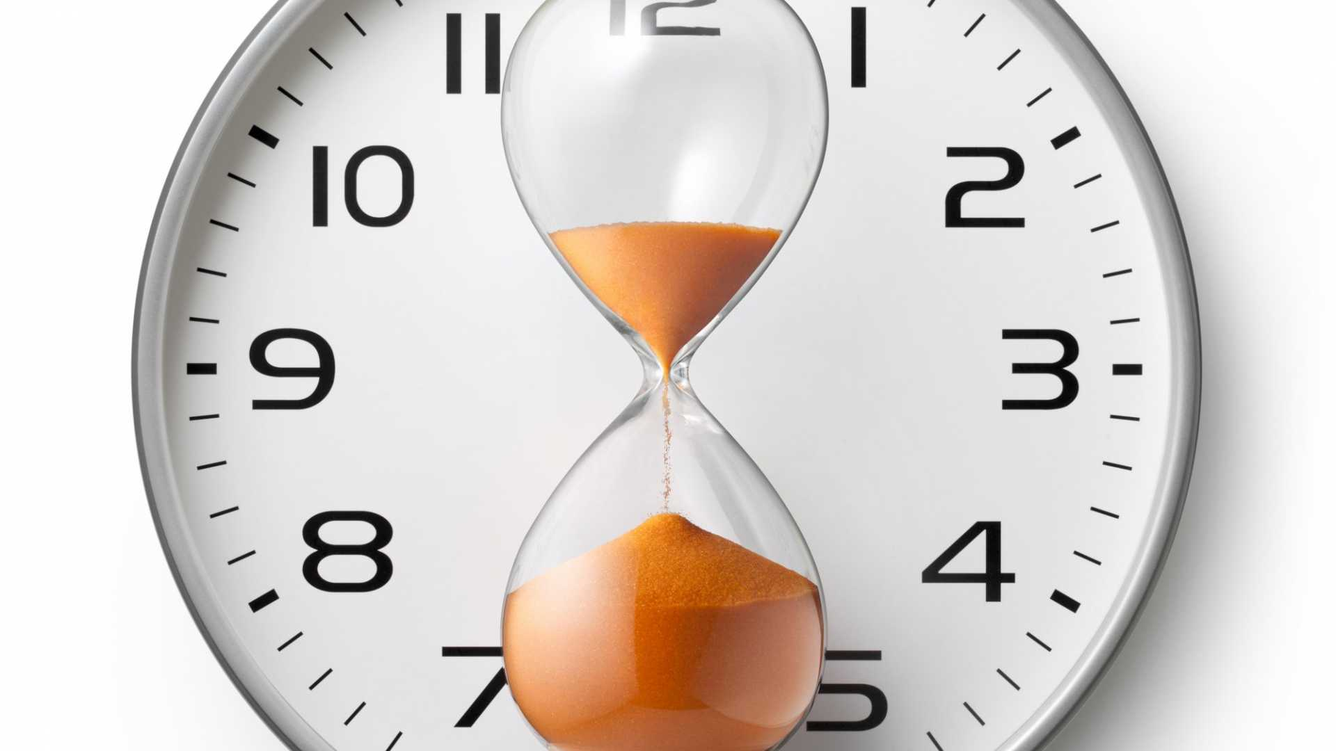 The power of the egg timer as a productivity tool